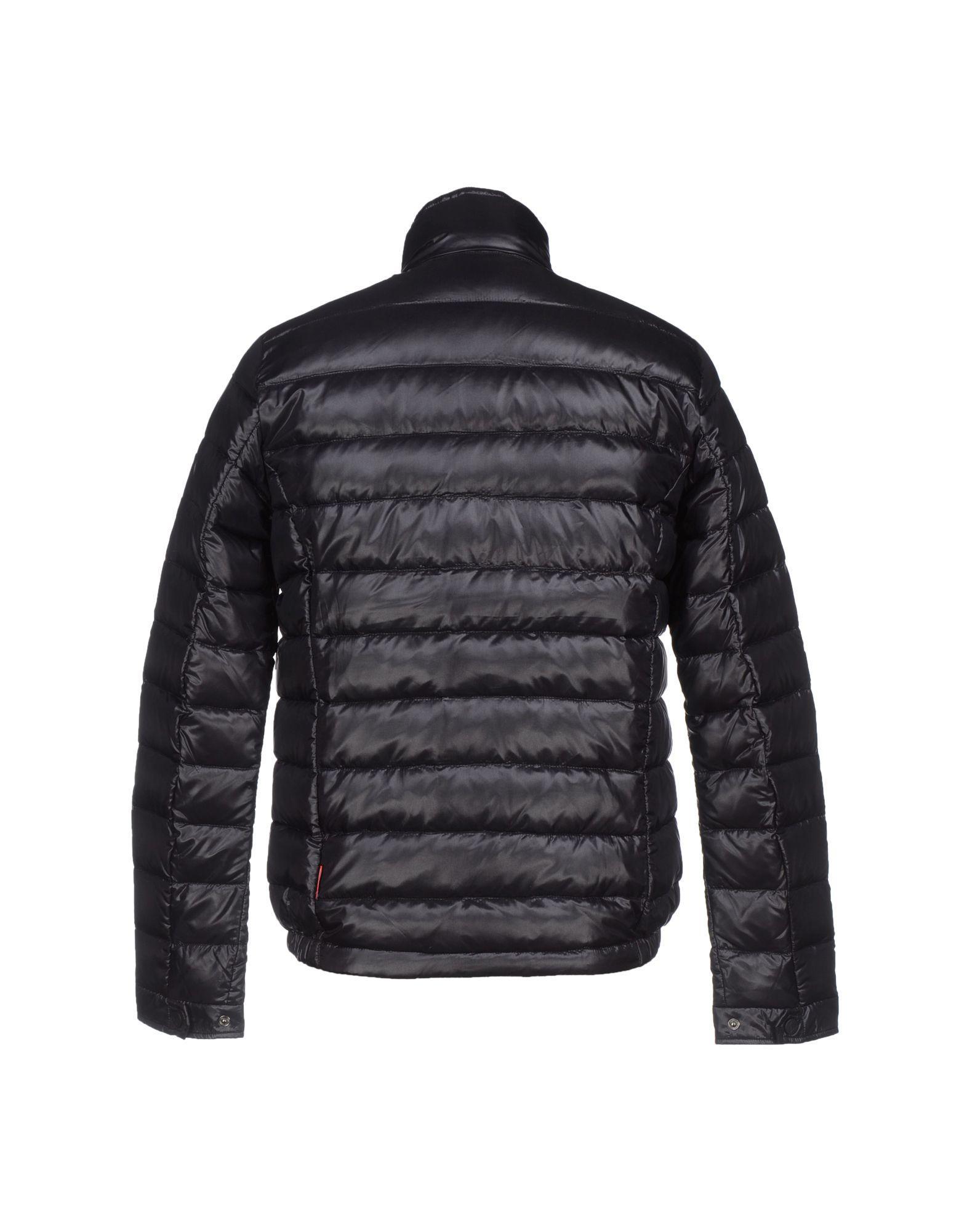 Rossignol Down Jacket in Black for Men