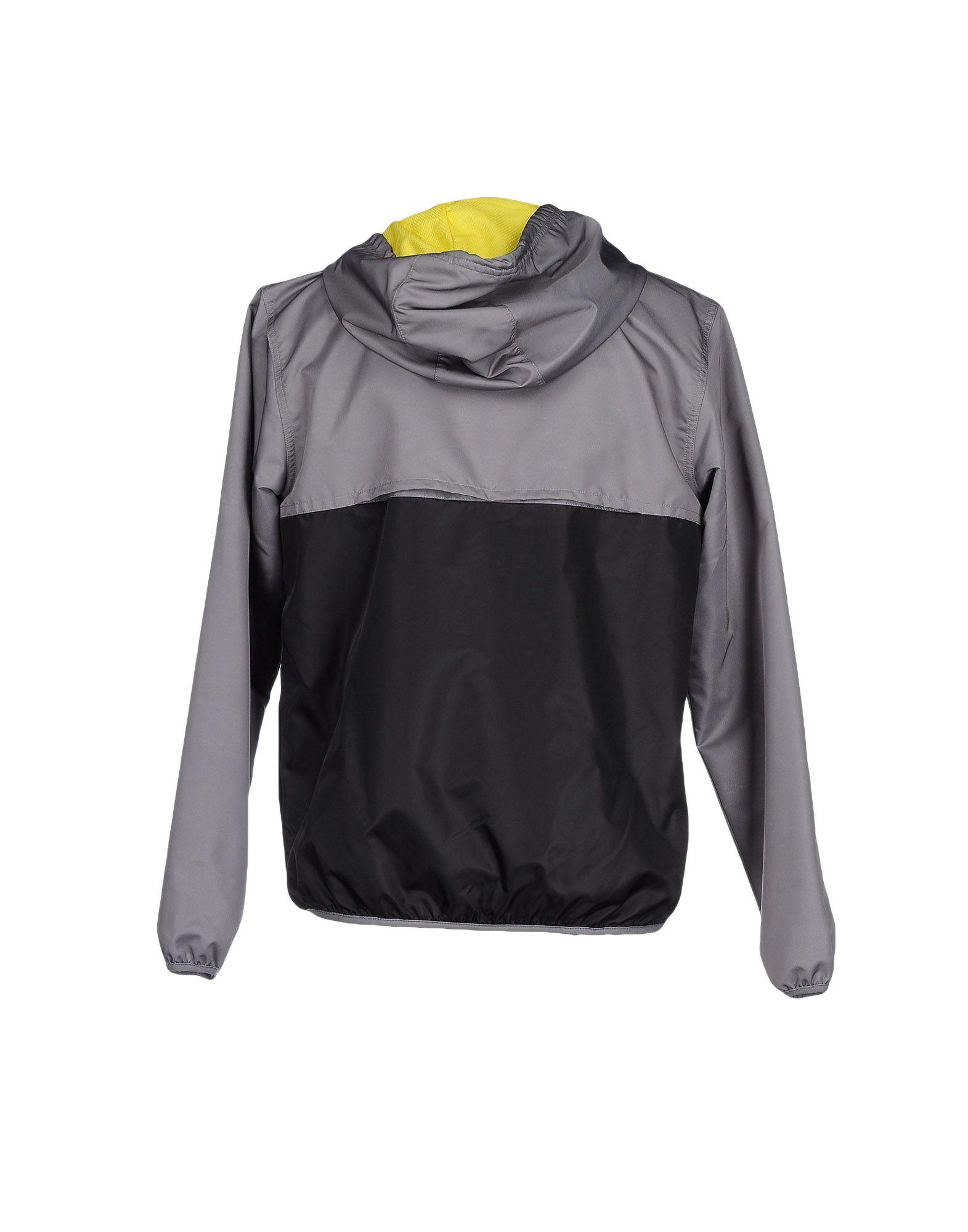 KTZ Synthetic Jacket in Black for Men