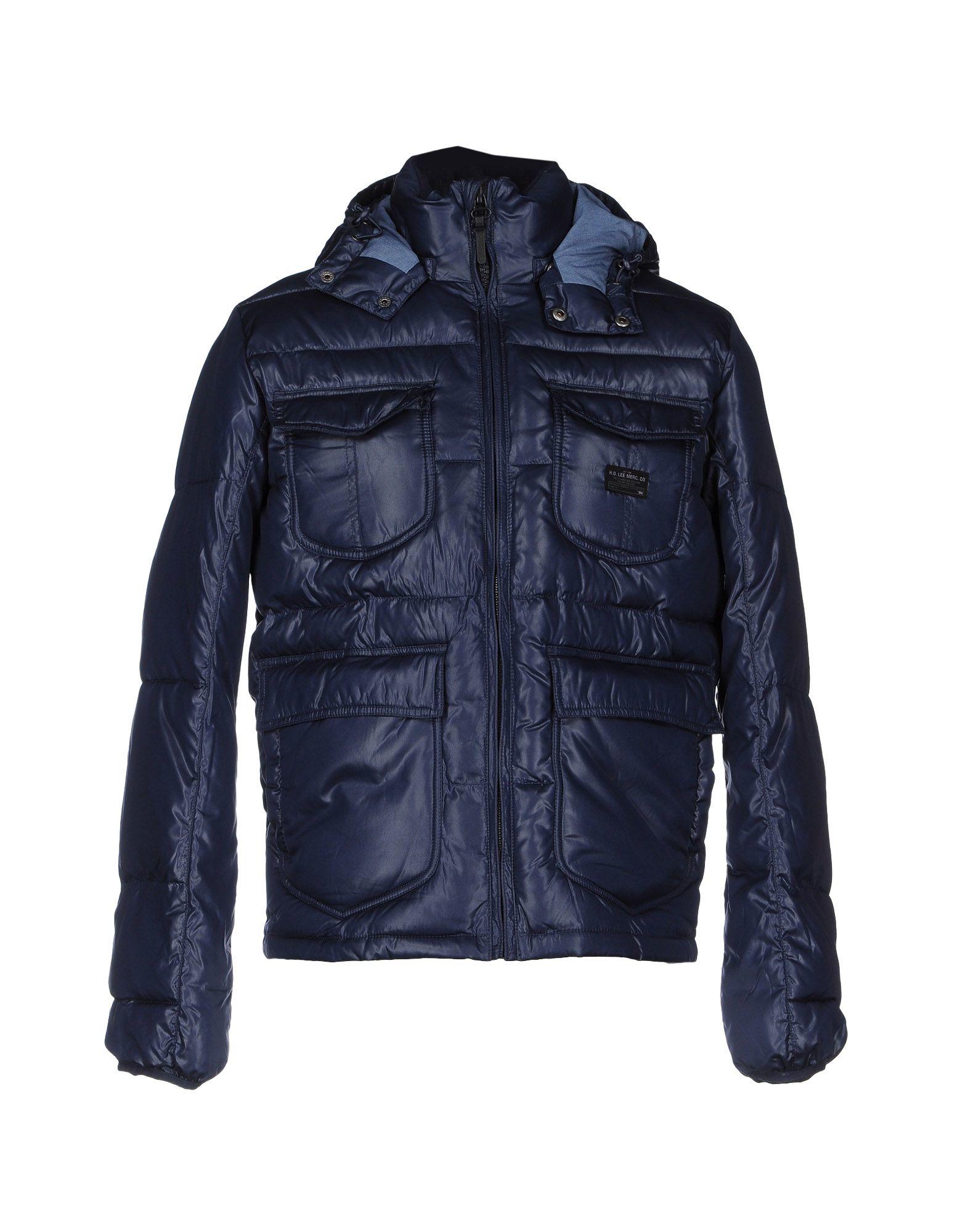 Lee jeans Jacket in Blue for Men
