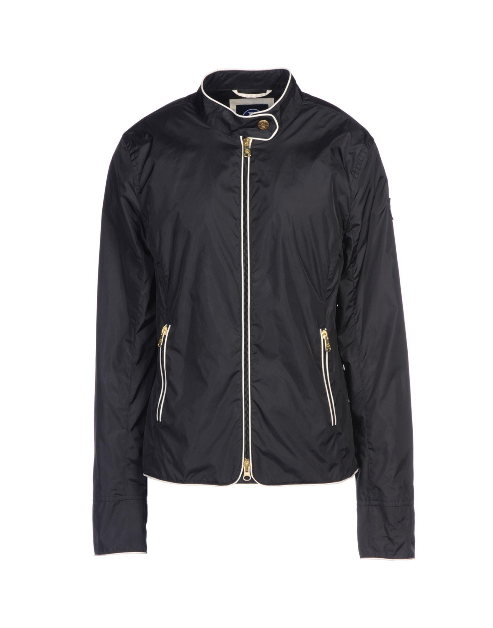 north sails jacket in multicolour for men black lyst. Black Bedroom Furniture Sets. Home Design Ideas