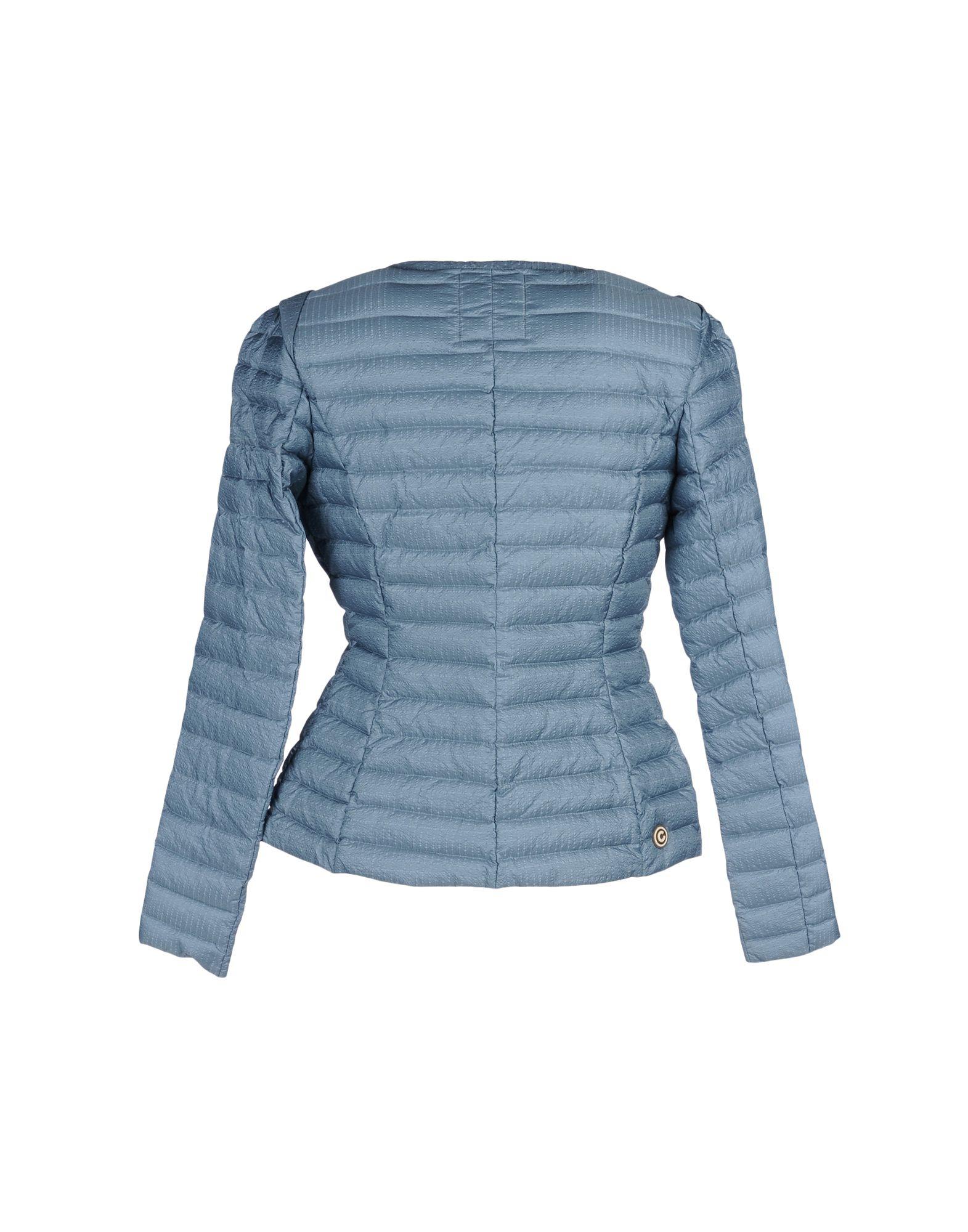 Colmar down jacket in blue lyst for Blue piscine colmar