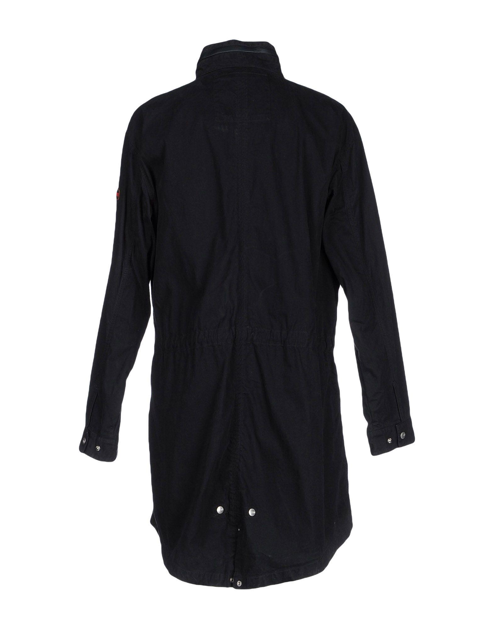 lyst hilfiger denim jacket in blue for men. Black Bedroom Furniture Sets. Home Design Ideas