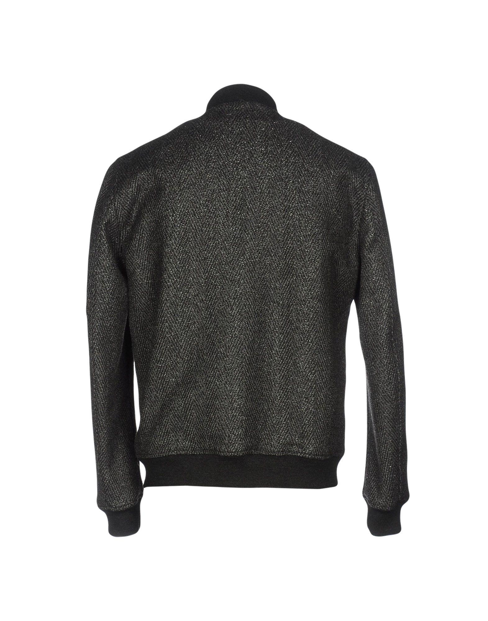 Mauro Grifoni Wool Jacket in Grey (Grey) for Men