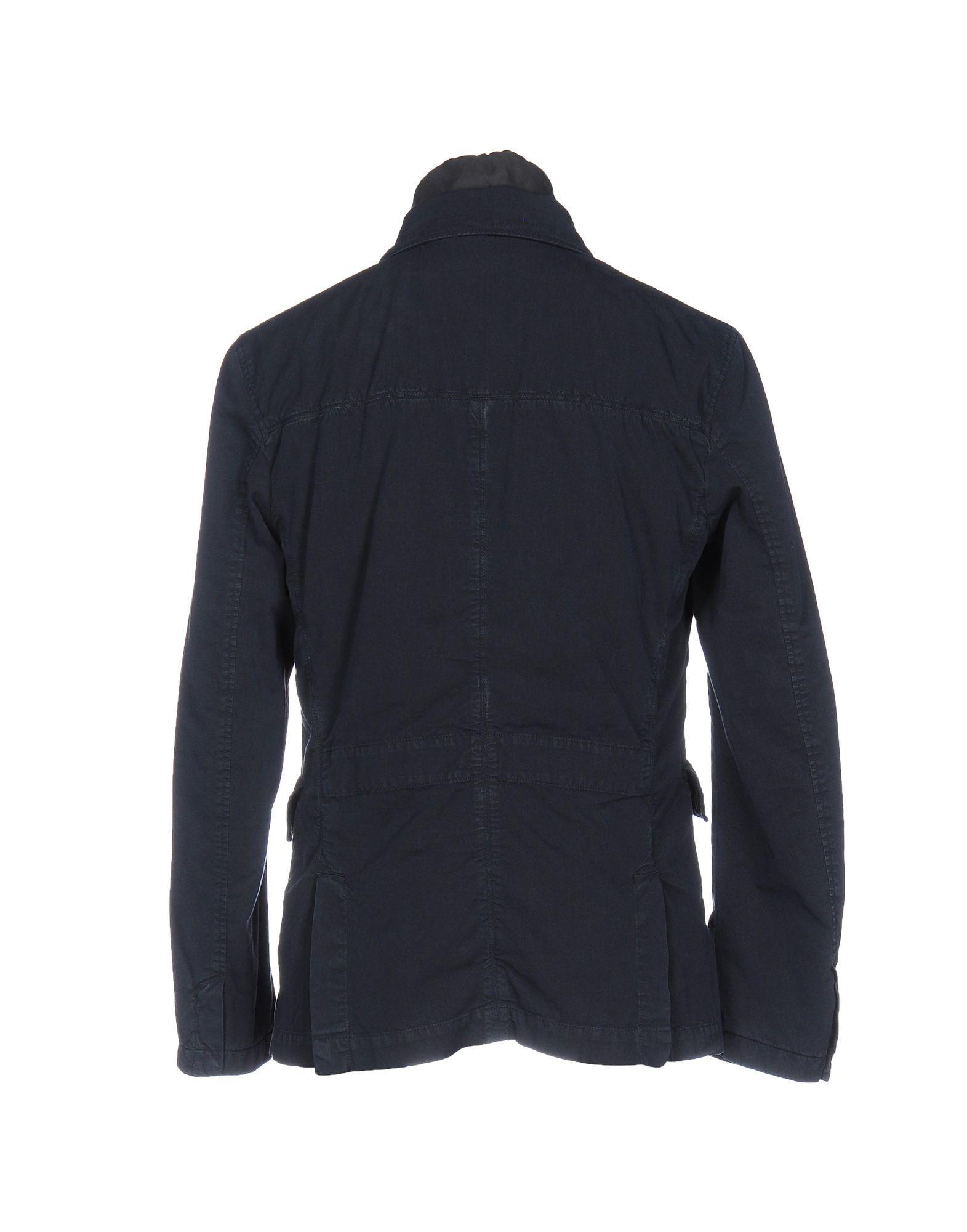 L.B.M. 1911 Synthetic Jacket in Dark Blue (Blue) for Men
