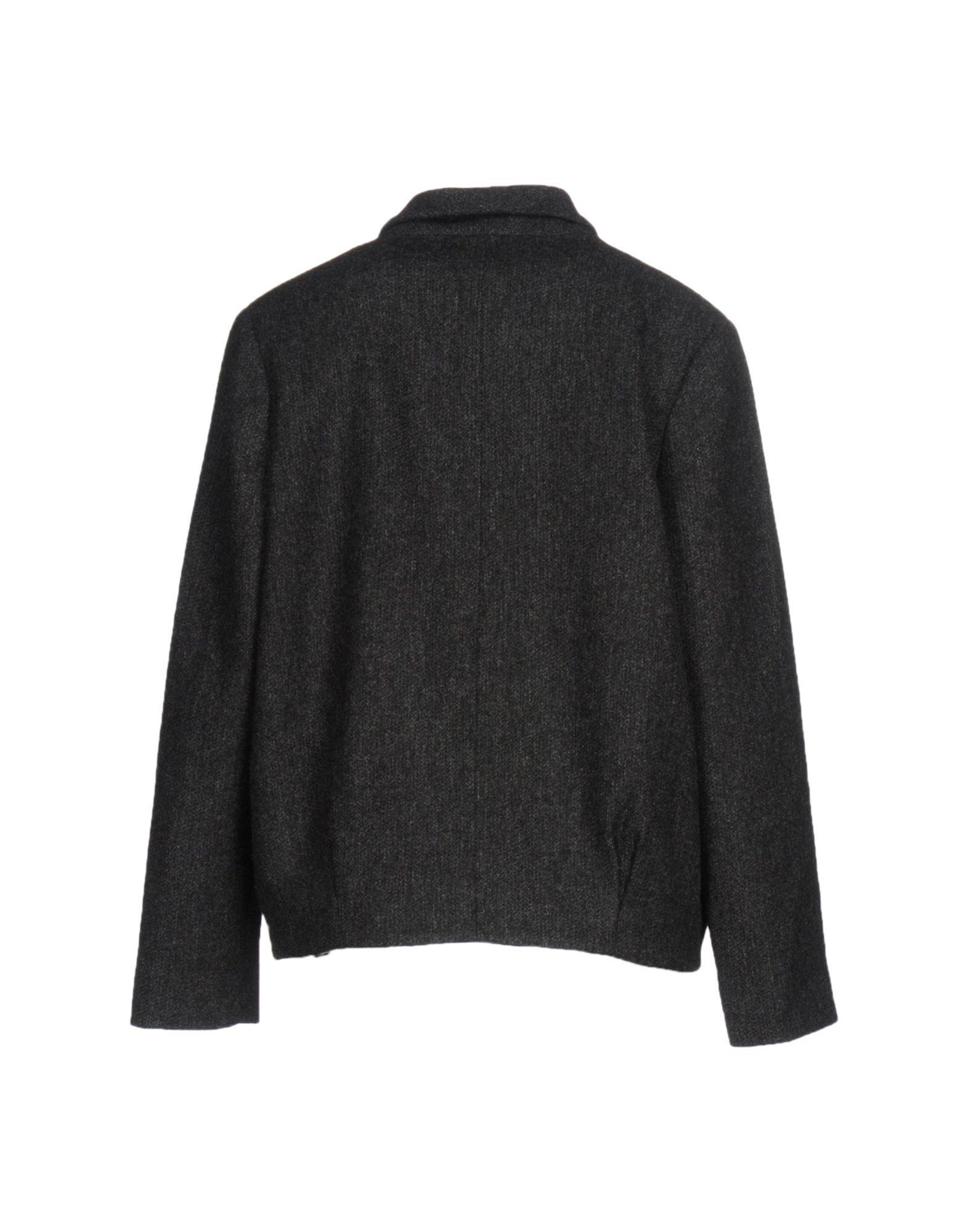 Lyst Societe Anonyme Coat In Gray