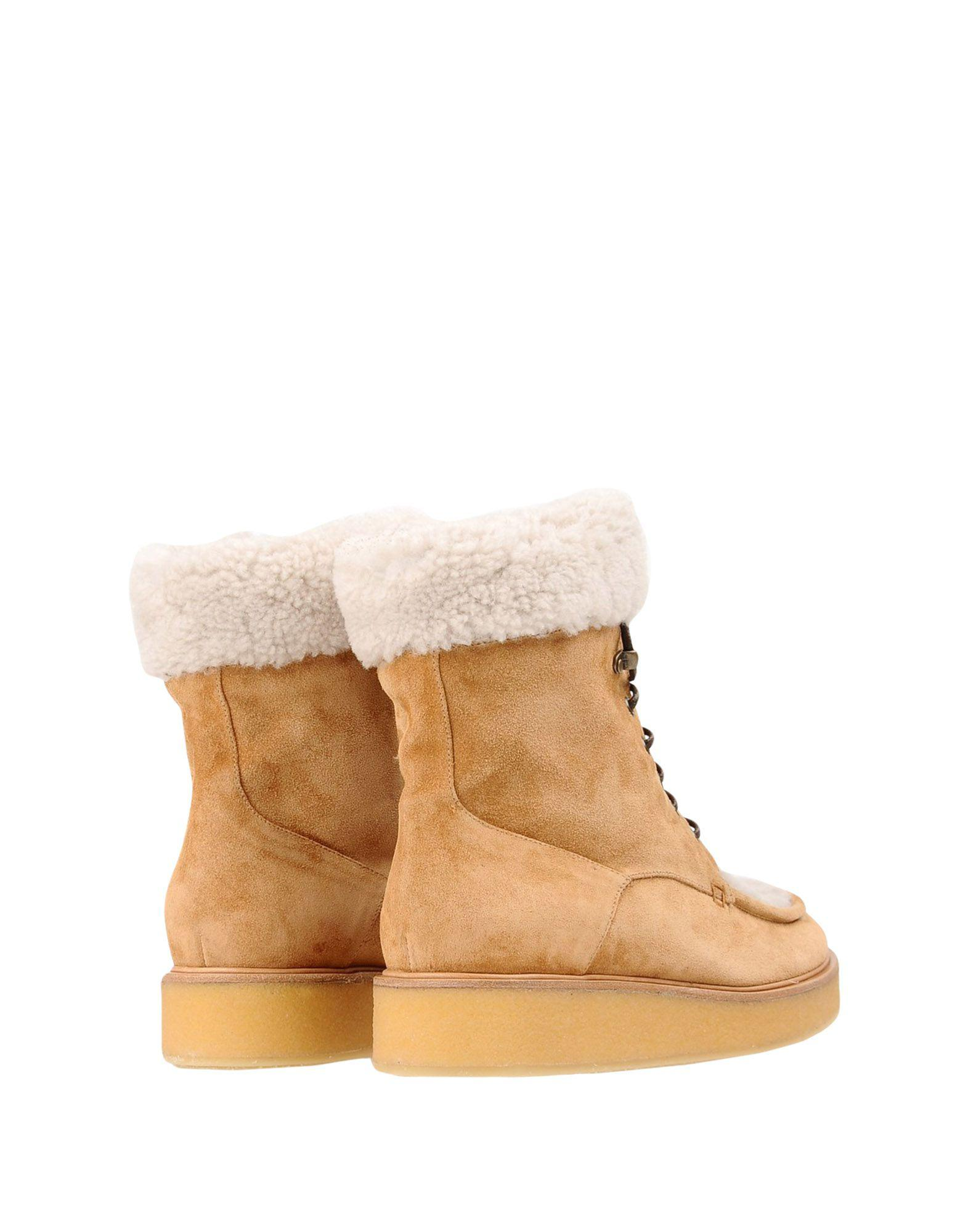 Alberto Fermani Ankle Boots in Tan (Brown)