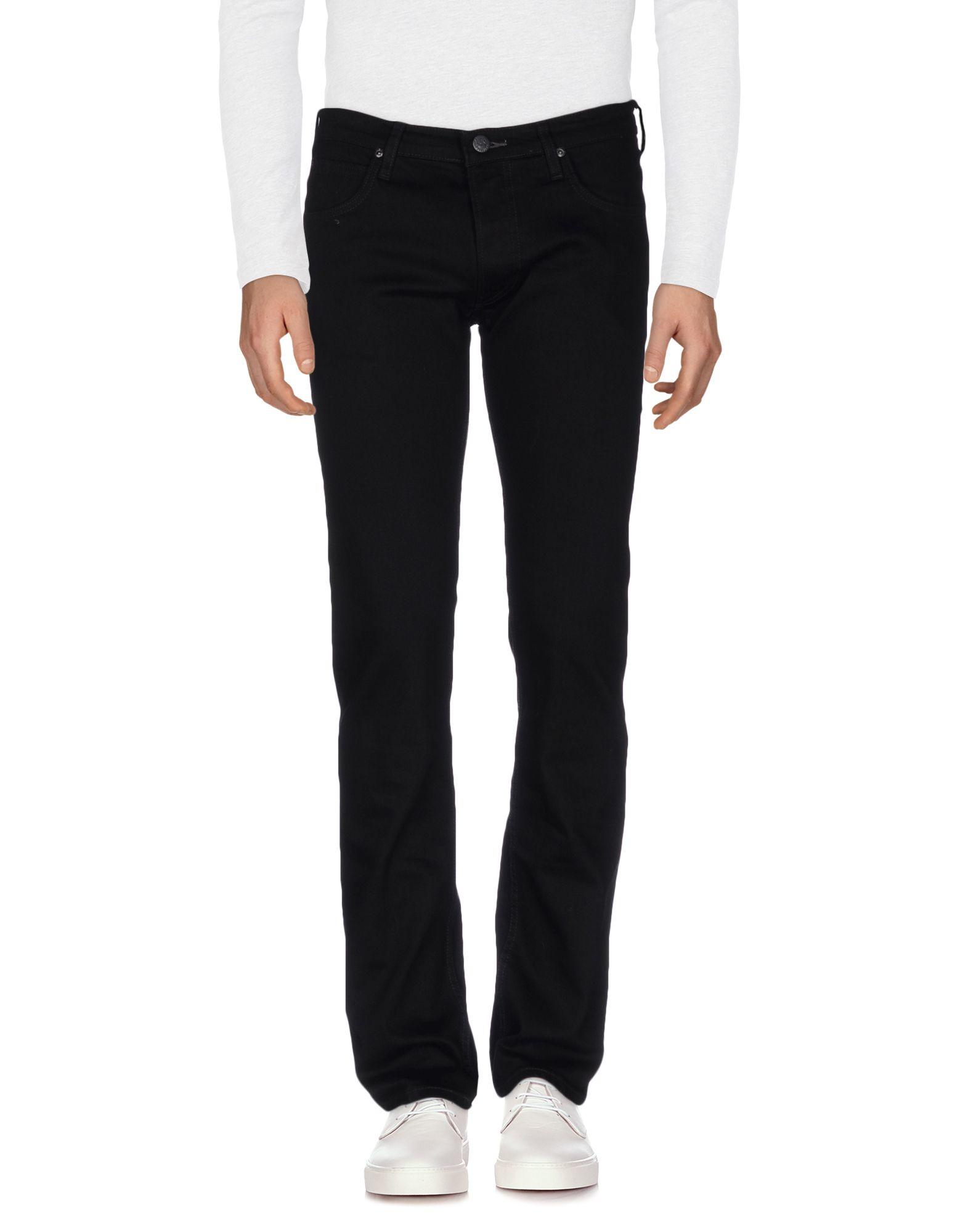 lee black jeans for men - photo #13