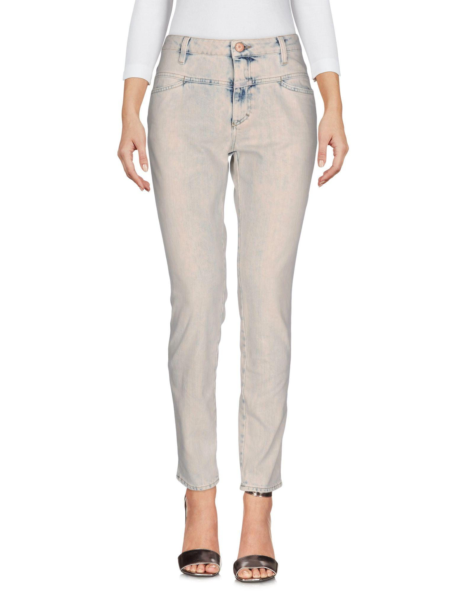 Closed Denim Trousers in Gray