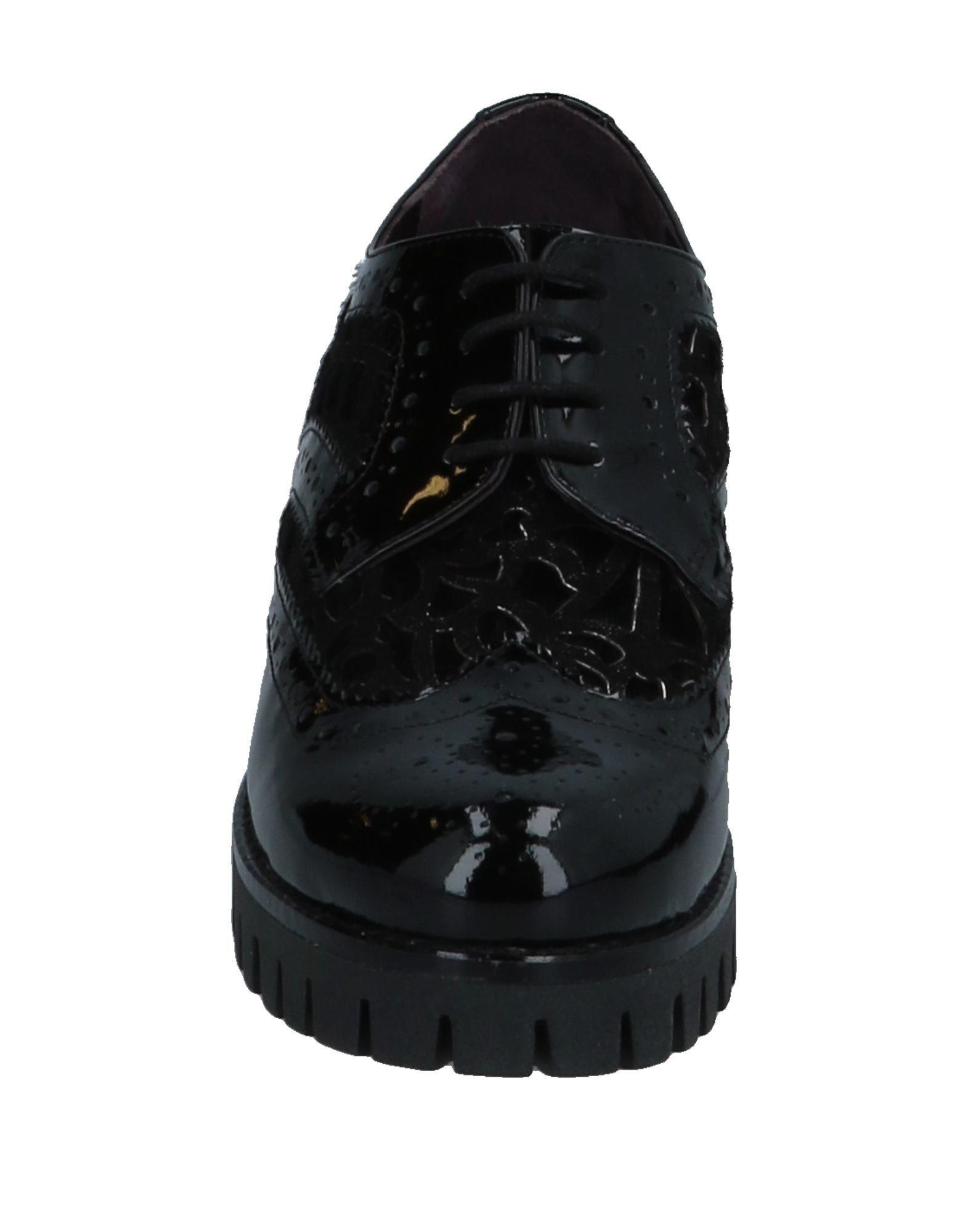 Zapatos de cordones Loretta Pettinari de color Negro