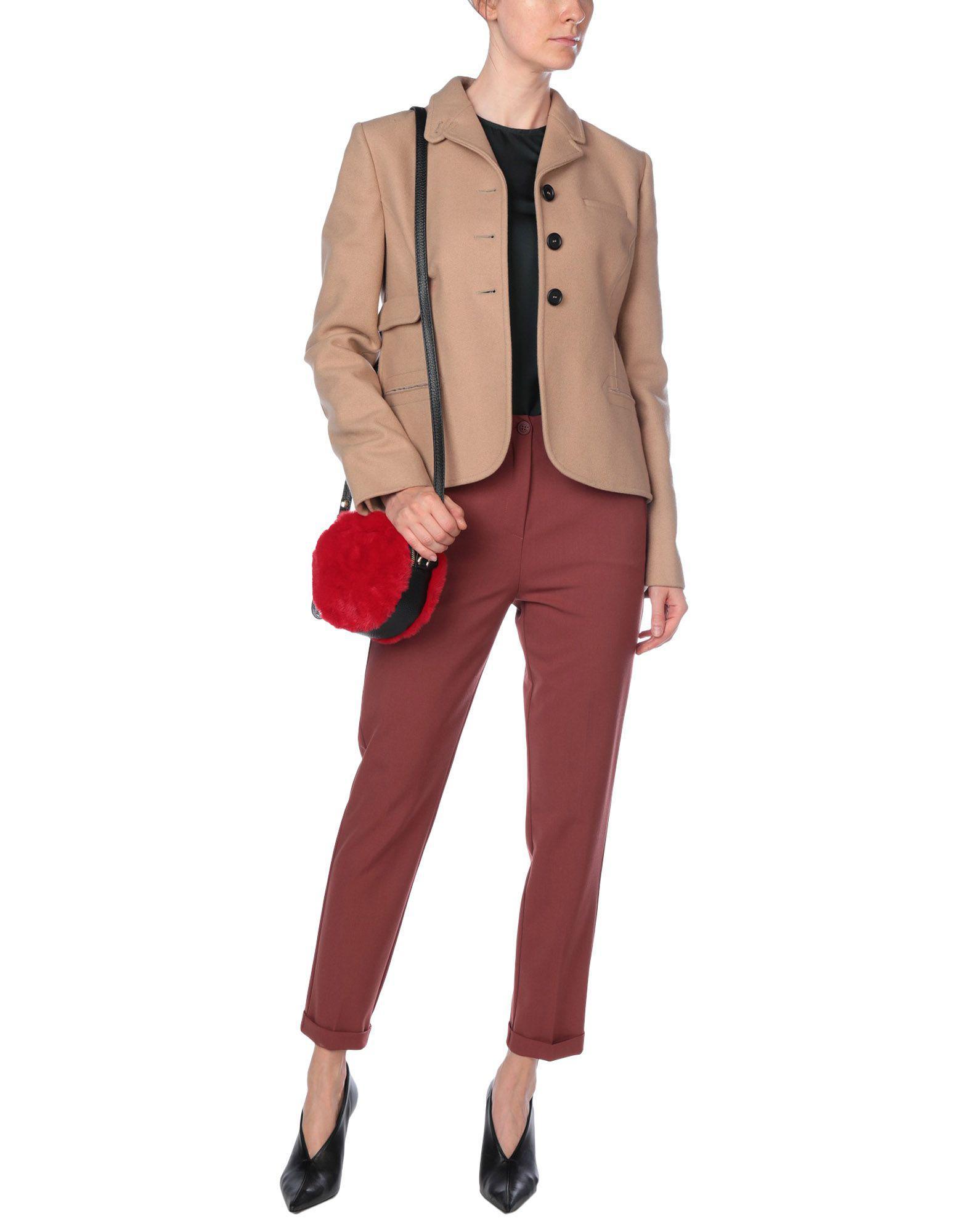 Ab Asia Bellucci Cross-body Bag in Red