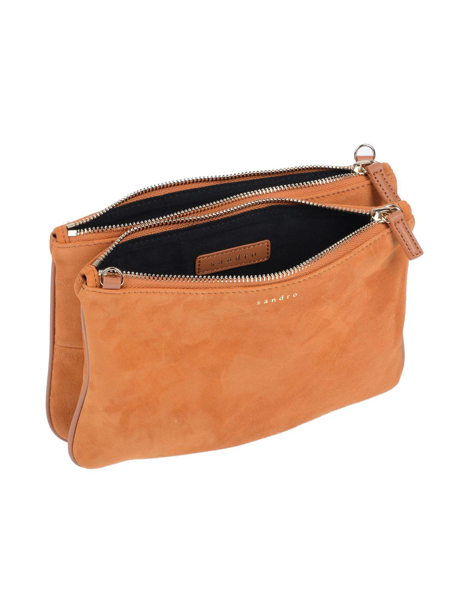 3fffd718d072 Lyst - Sandro Cross-body Bag