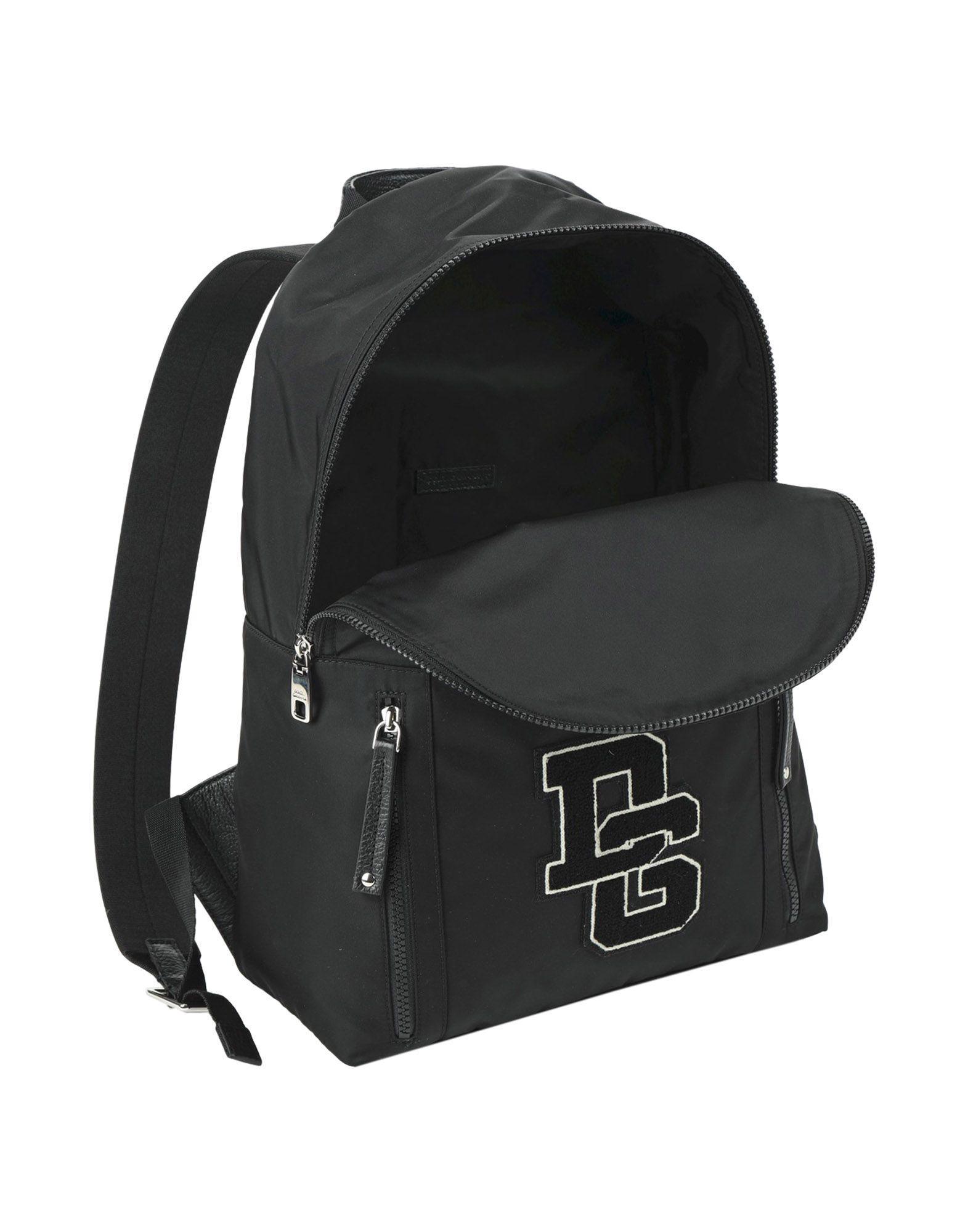 Lyst - Dolce   Gabbana Backpacks   Fanny Packs in Black for Men 5e7bd30094