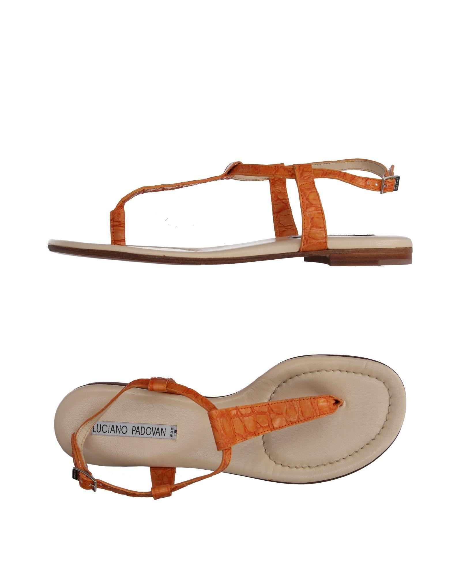 FOOTWEAR - Toe post sandals Luciano Padovan gUytfyk51