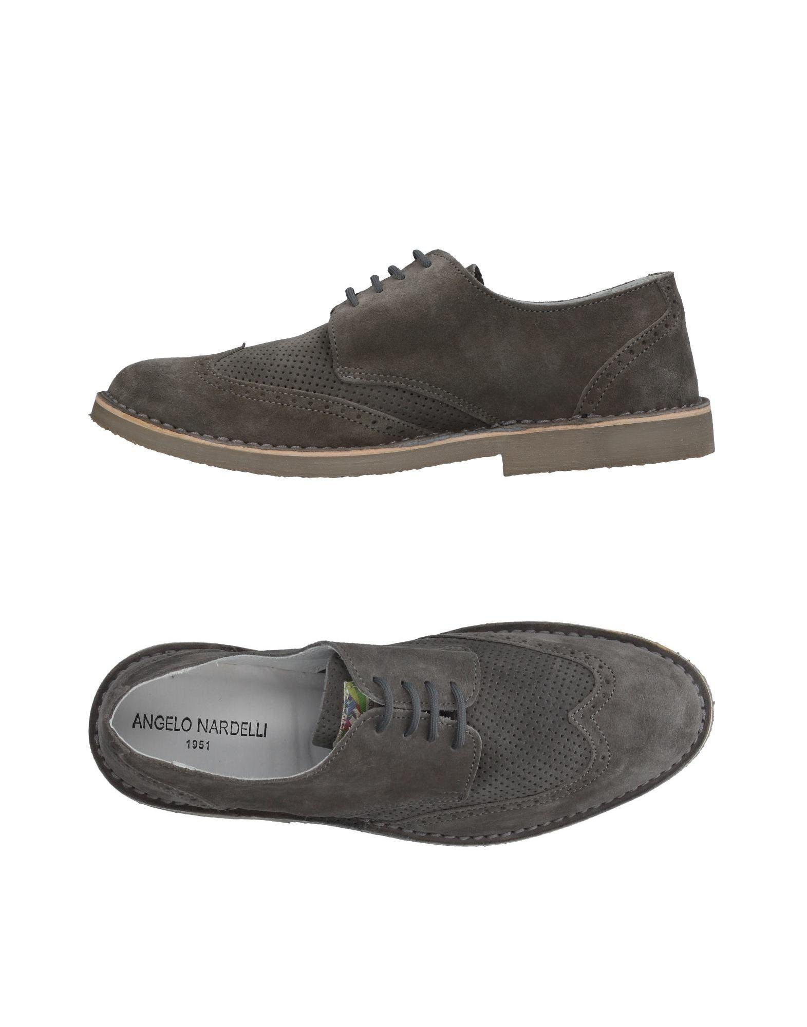 FOOTWEAR - Lace-up shoes Angelo Nardelli 6LafS4oOYx