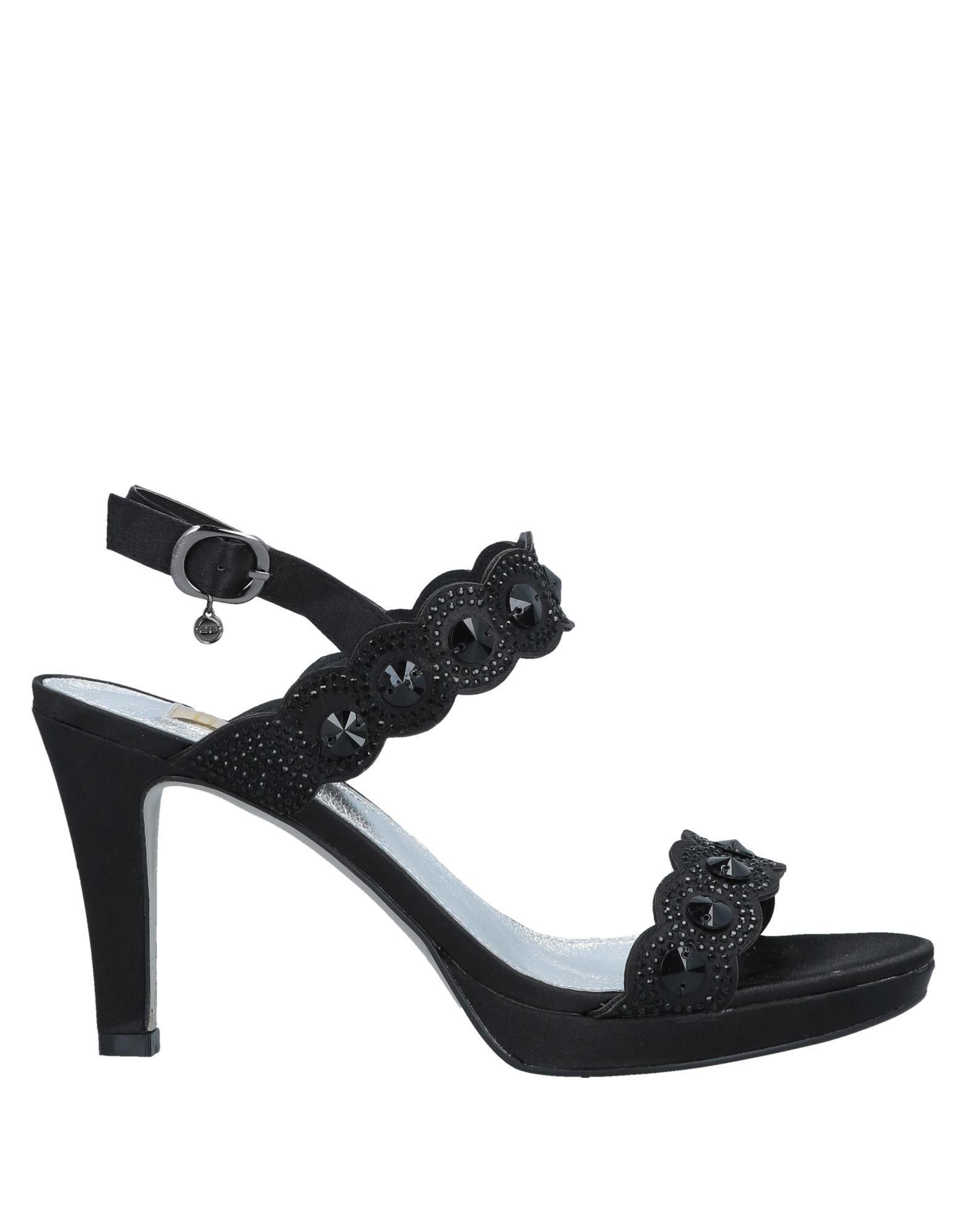 Sandals Black Lyst In 06 Milano wRxq4A