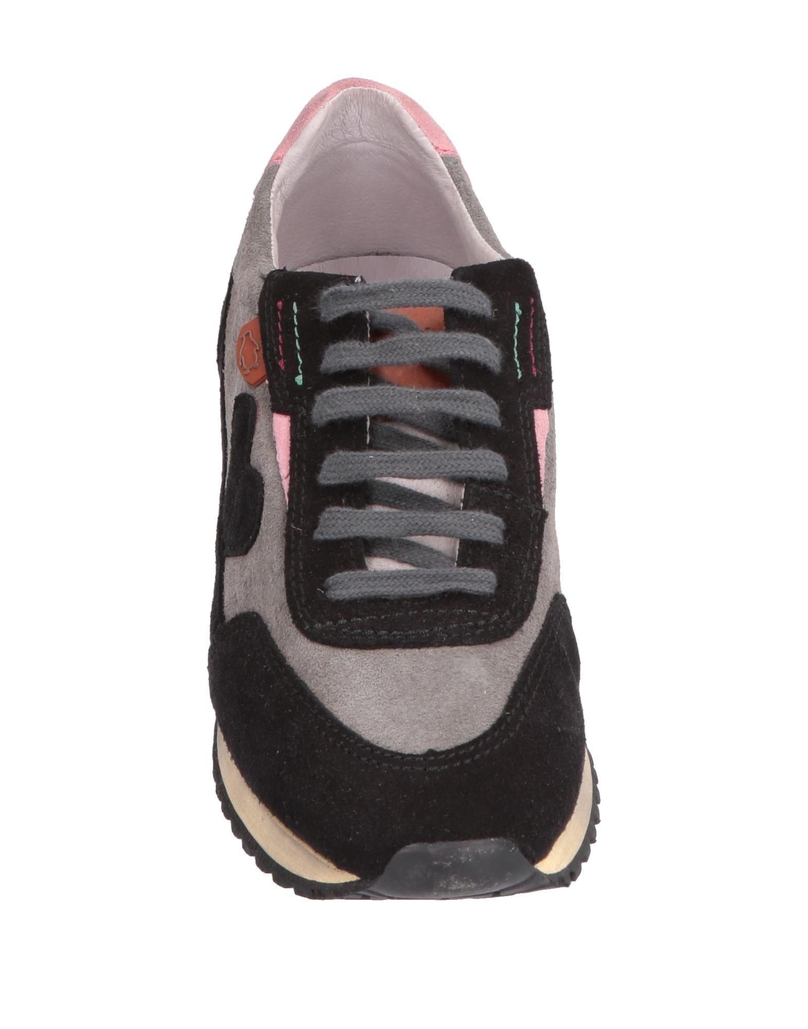 Sneakers & Deportivas Dolfie de Ante de color Negro