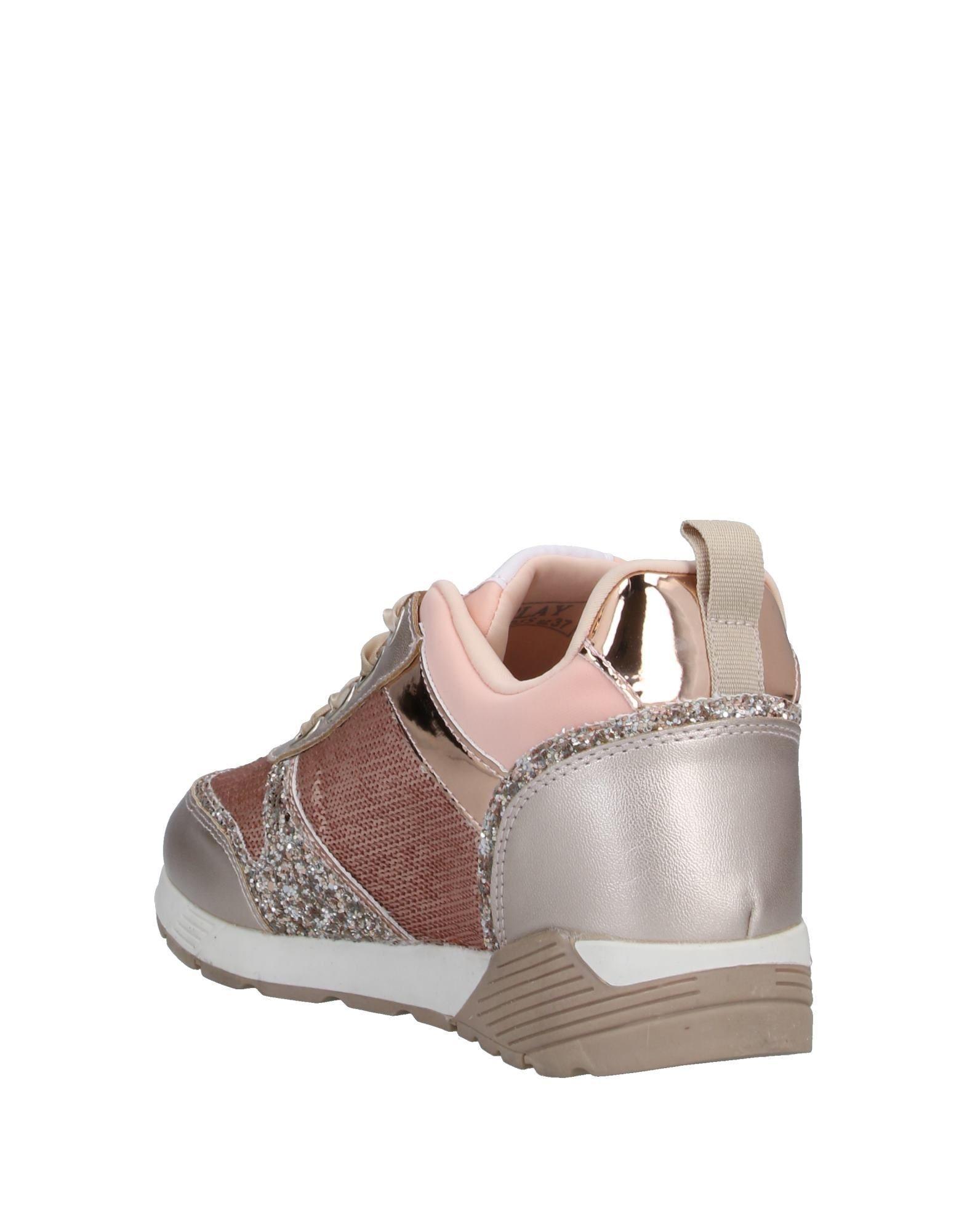 Sneakers & Deportivas Replay de color Rosa