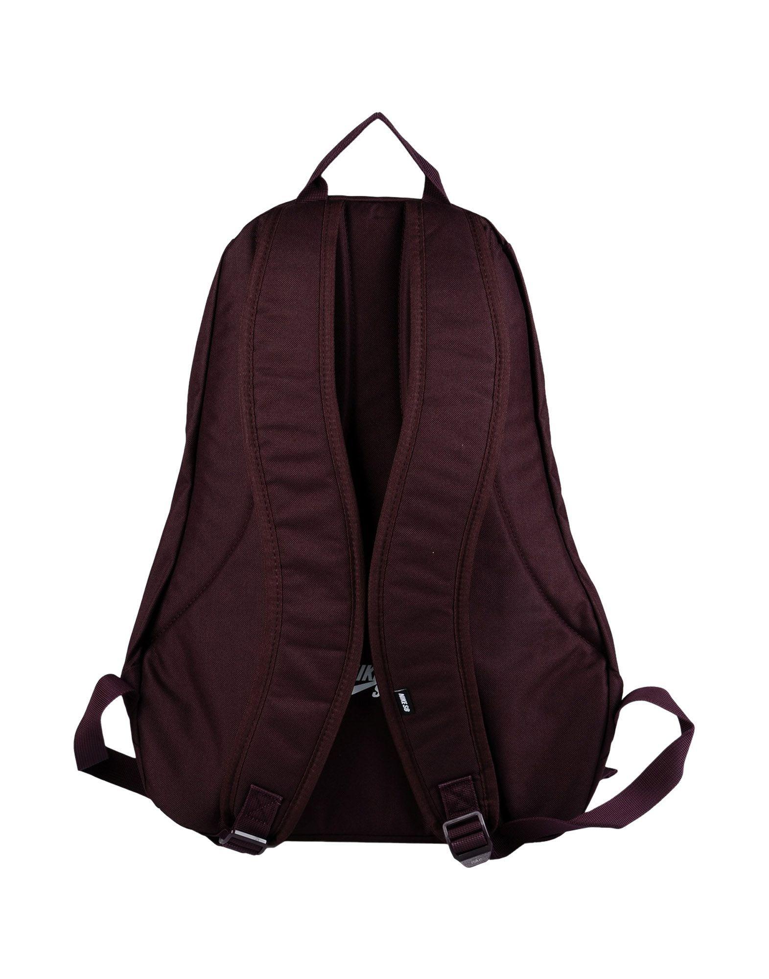 nike backpacks fanny packs in red for men lyst. Black Bedroom Furniture Sets. Home Design Ideas