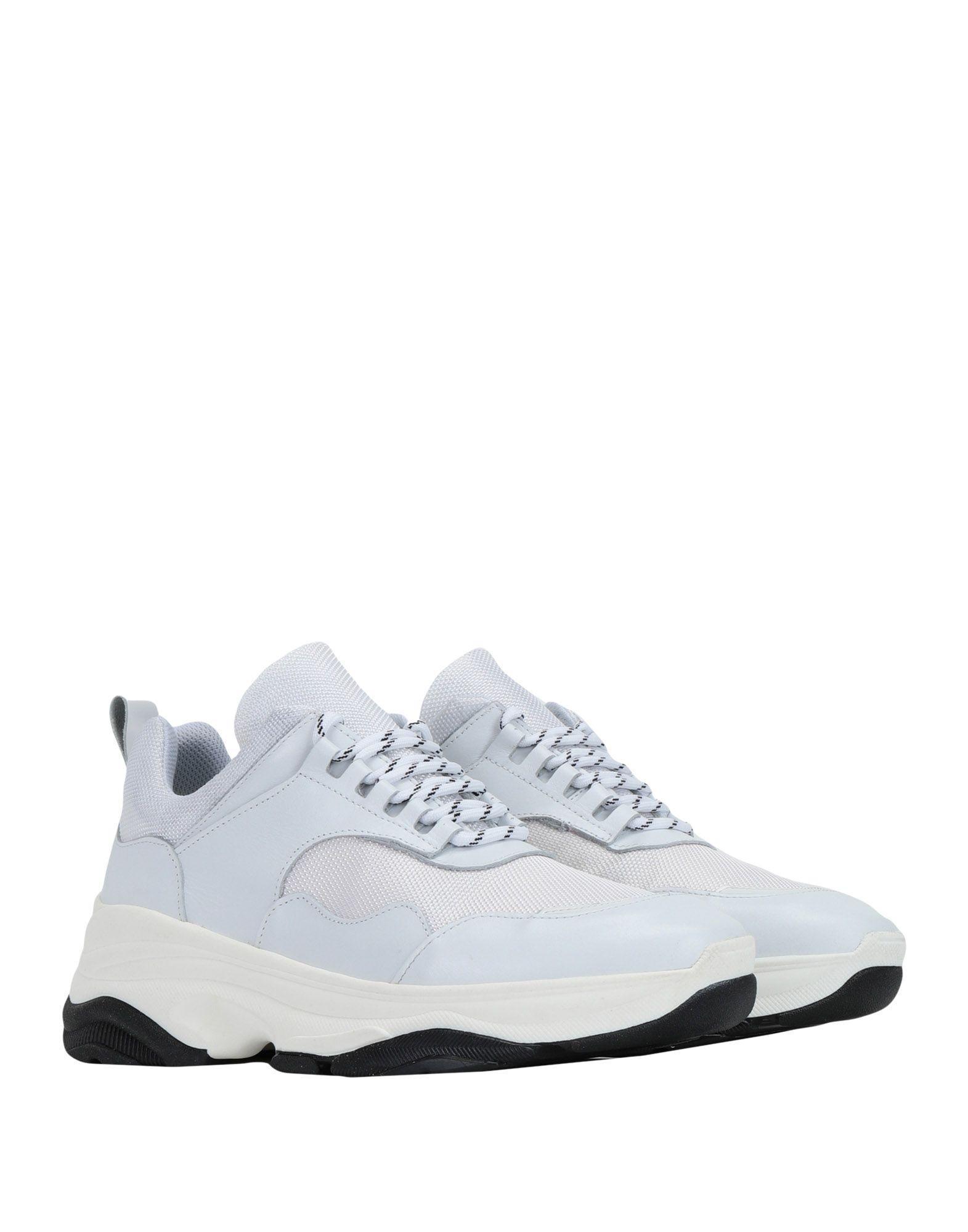 Sneakers & Deportivas Samsøe & Samsøe de Cuero de color Blanco