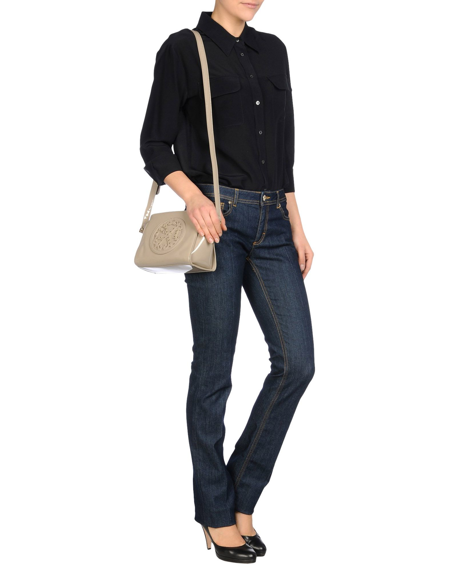 Christian Lacroix Cross-body Bag in Beige (Natural)