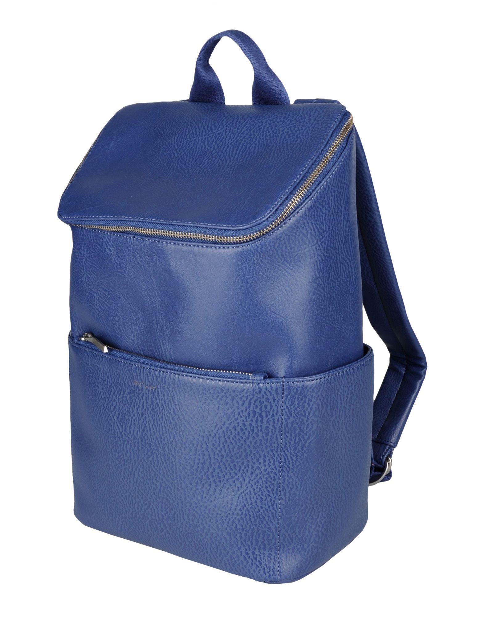 Matt Amp Nat Backpacks Amp Fanny Packs In Blue Lyst