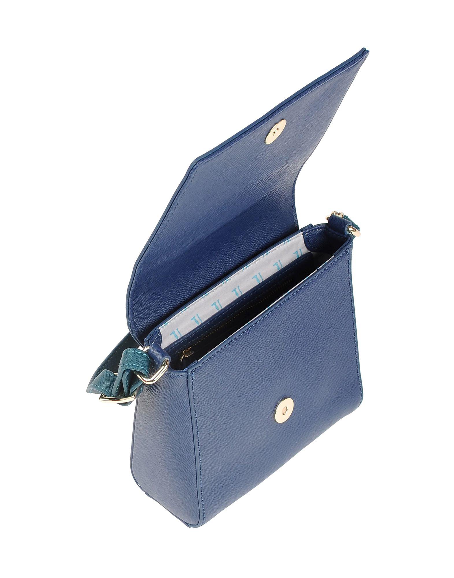Trussardi Cross-body Bag in Slate Blue (Blue)