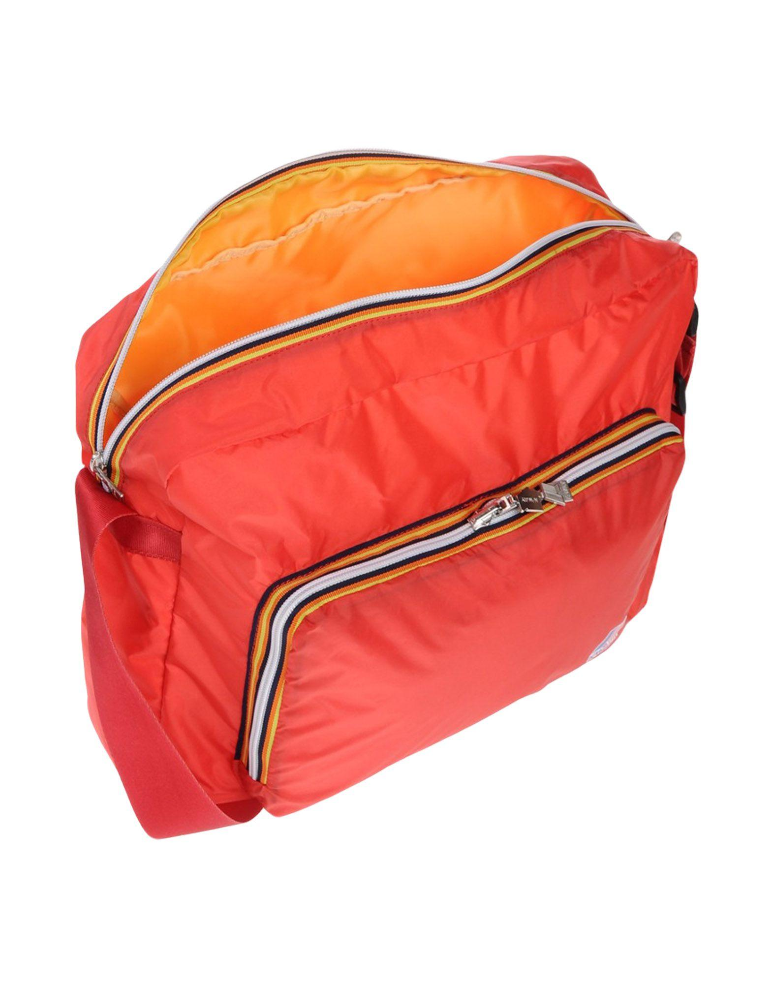 K-Way Cross-body Bag in Red for Men