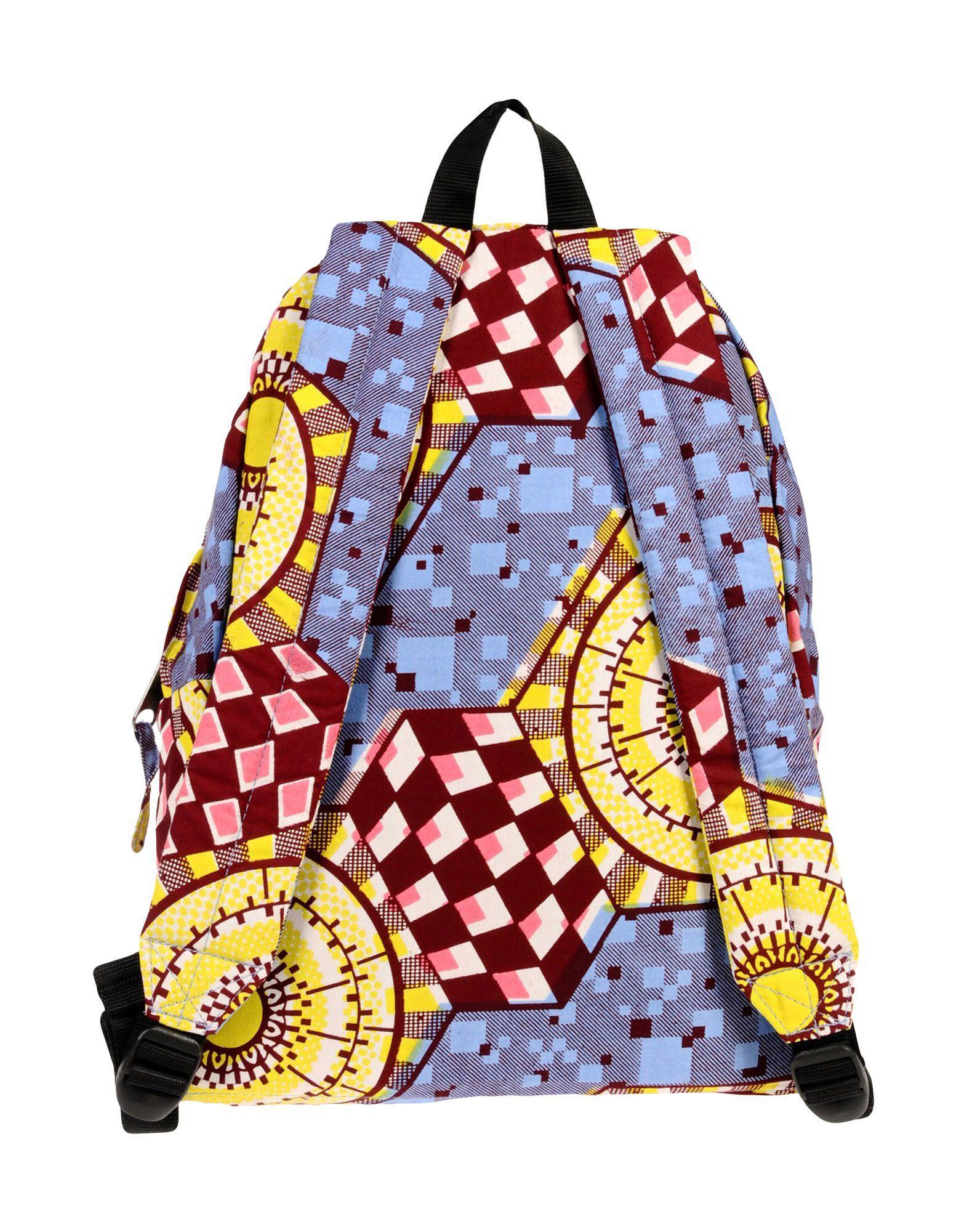 Eastpak Cotton Backpacks & Bum Bags in Azure (Blue) for Men