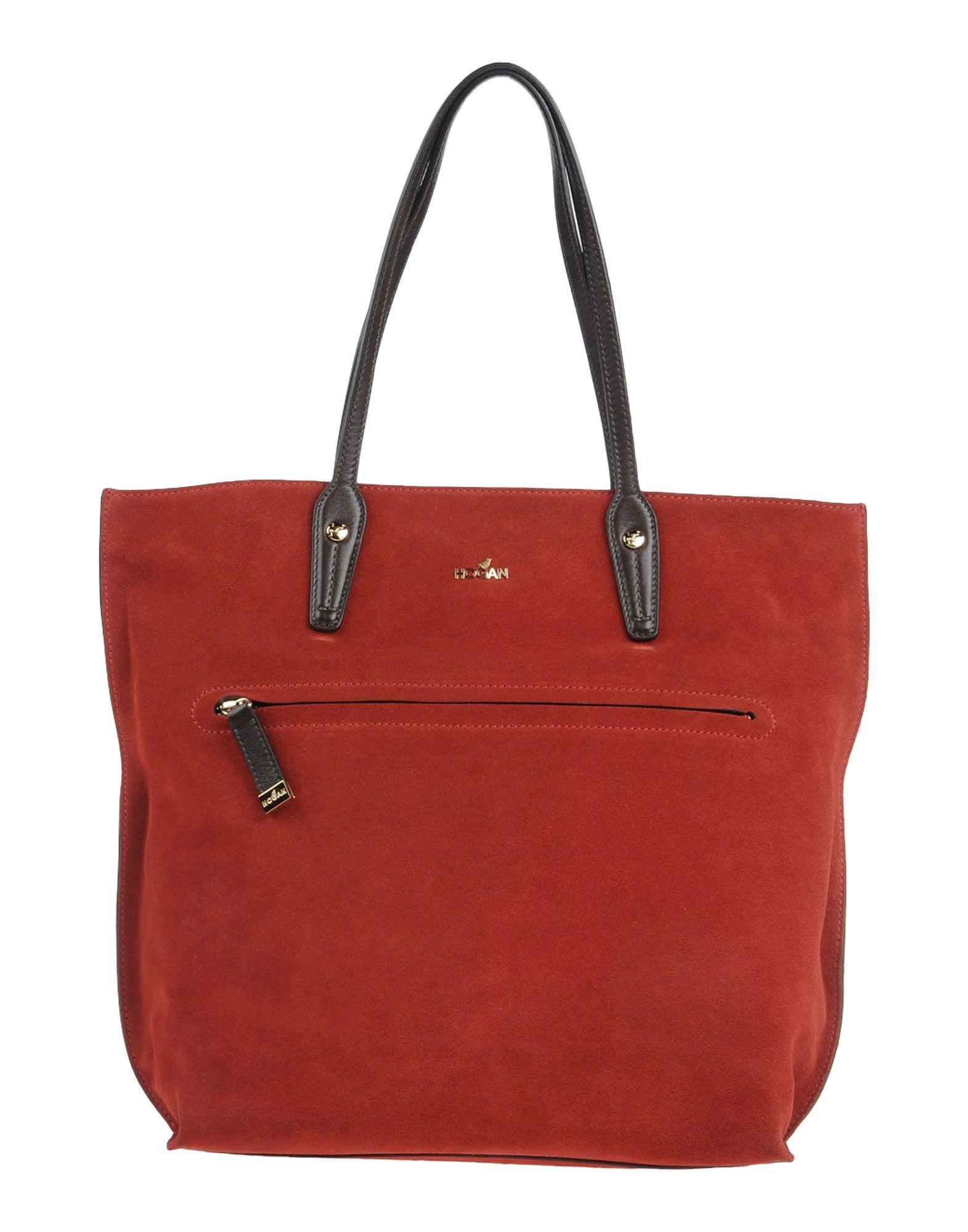 Hogan Handbag in Red