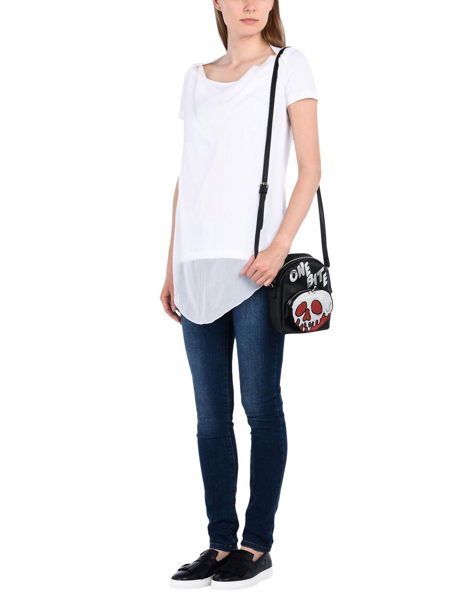 Danielle Nicole Cross-body Bag in Black
