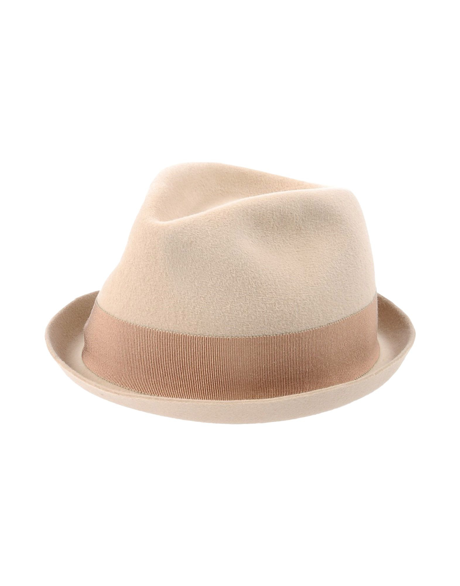 16f0bf9103b Dsquared² Hat in Natural for Men - Lyst
