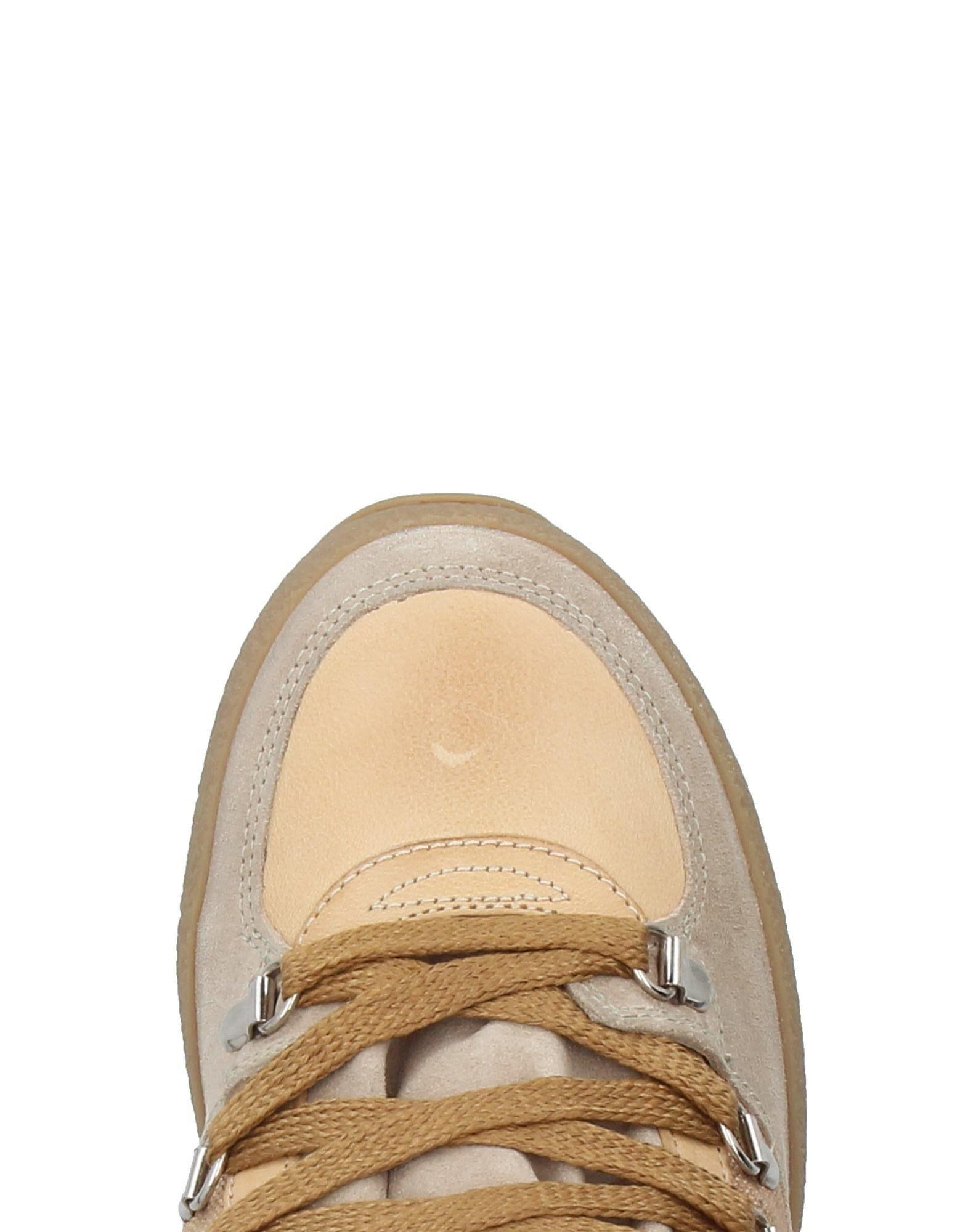 Étoile Isabel Marant Canvas High-tops & Sneakers in Beige (Natural)