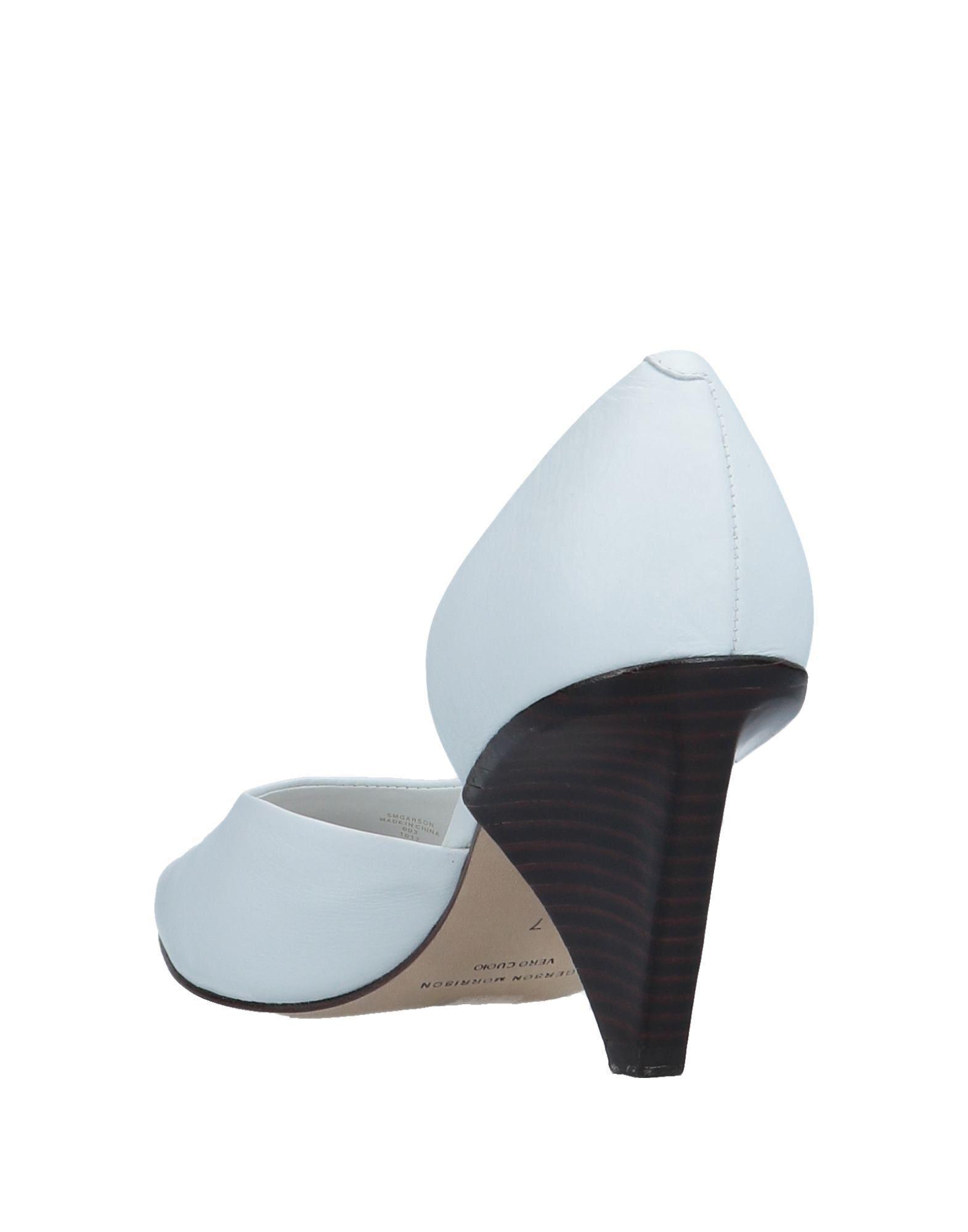 Zapatos de salón Sigerson Morrison de Cuero de color Blanco