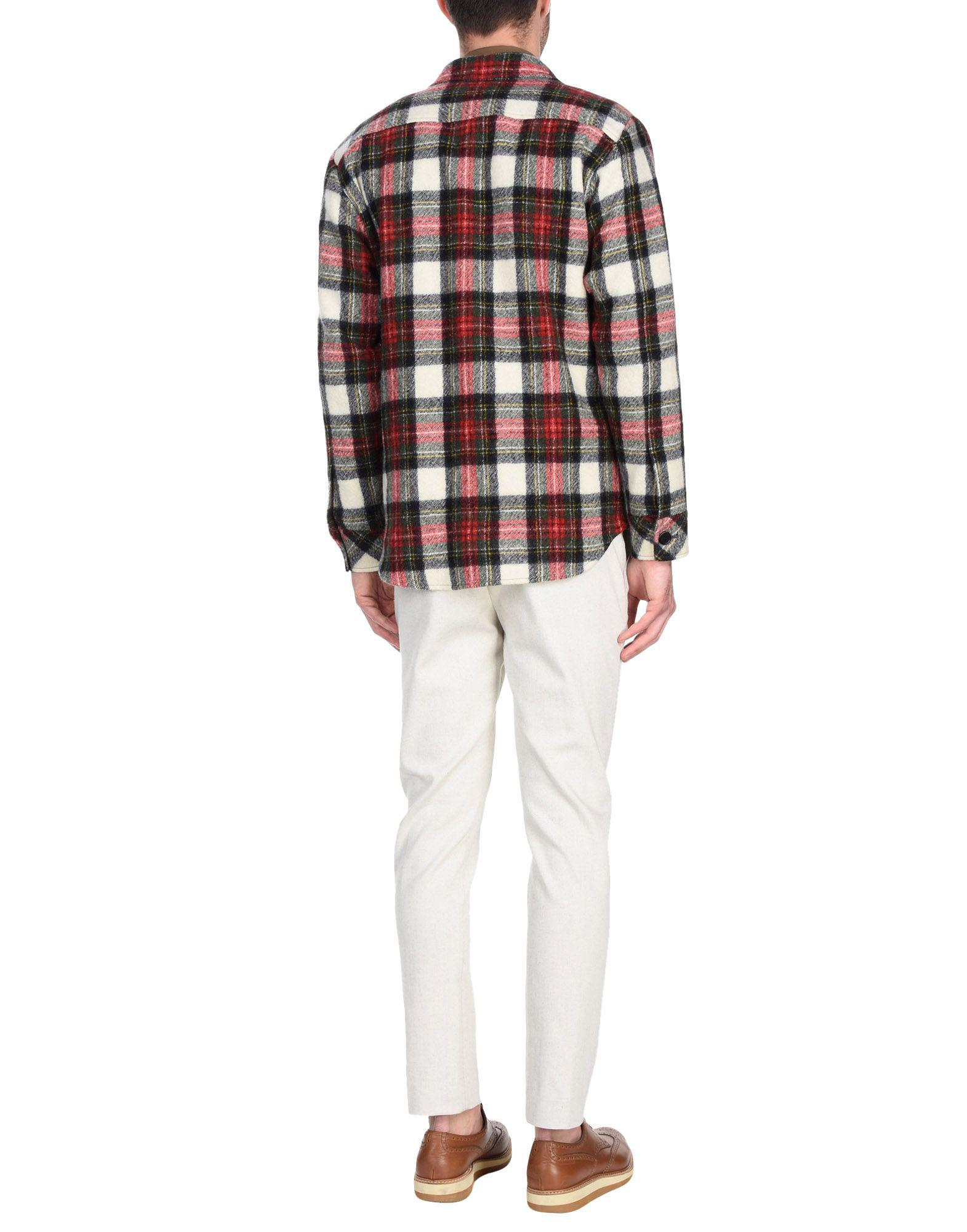Stella McCartney Wool Jacket in White for Men
