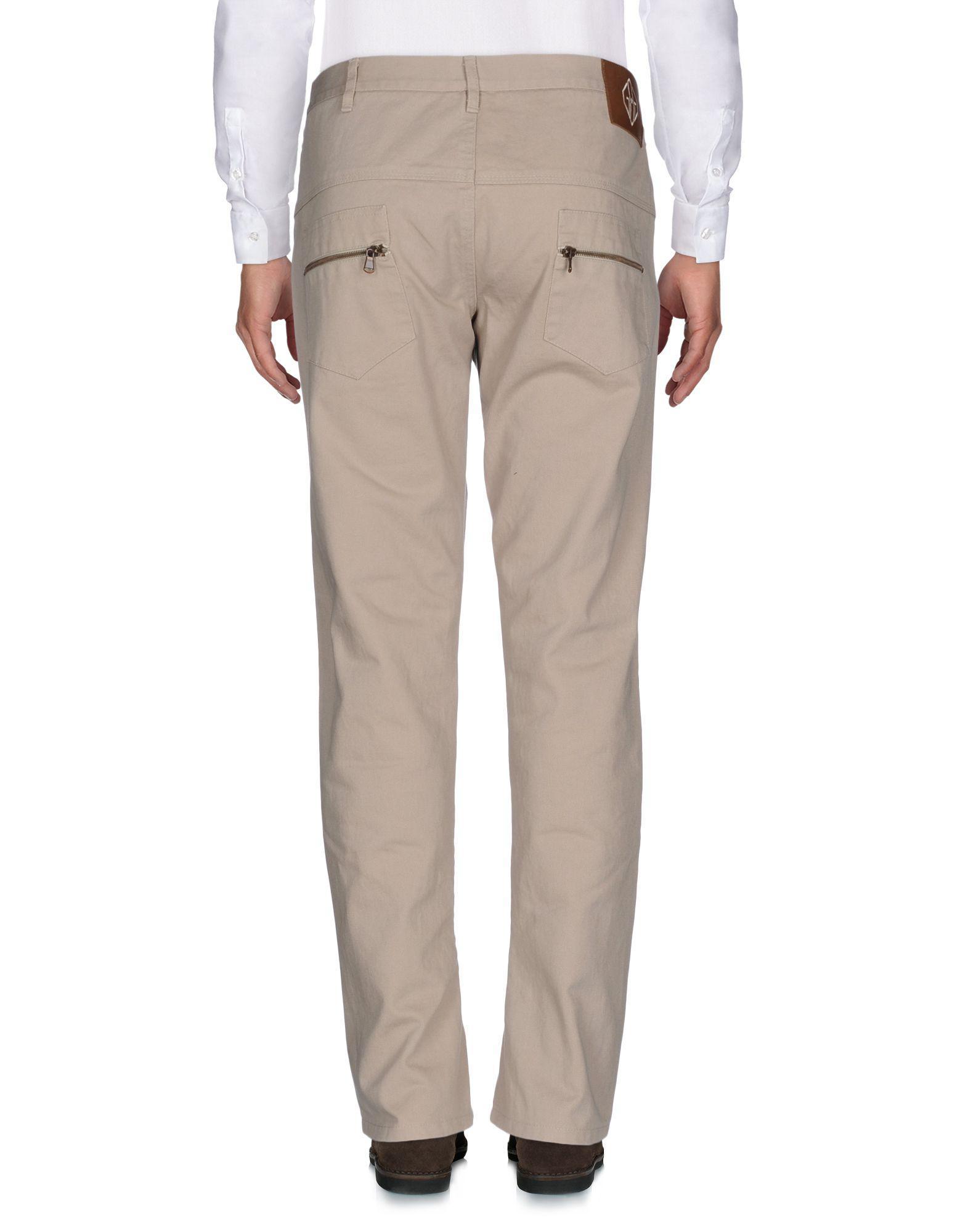 Golden Goose Deluxe Brand Cotton Casual Pants in Beige (Natural) for Men