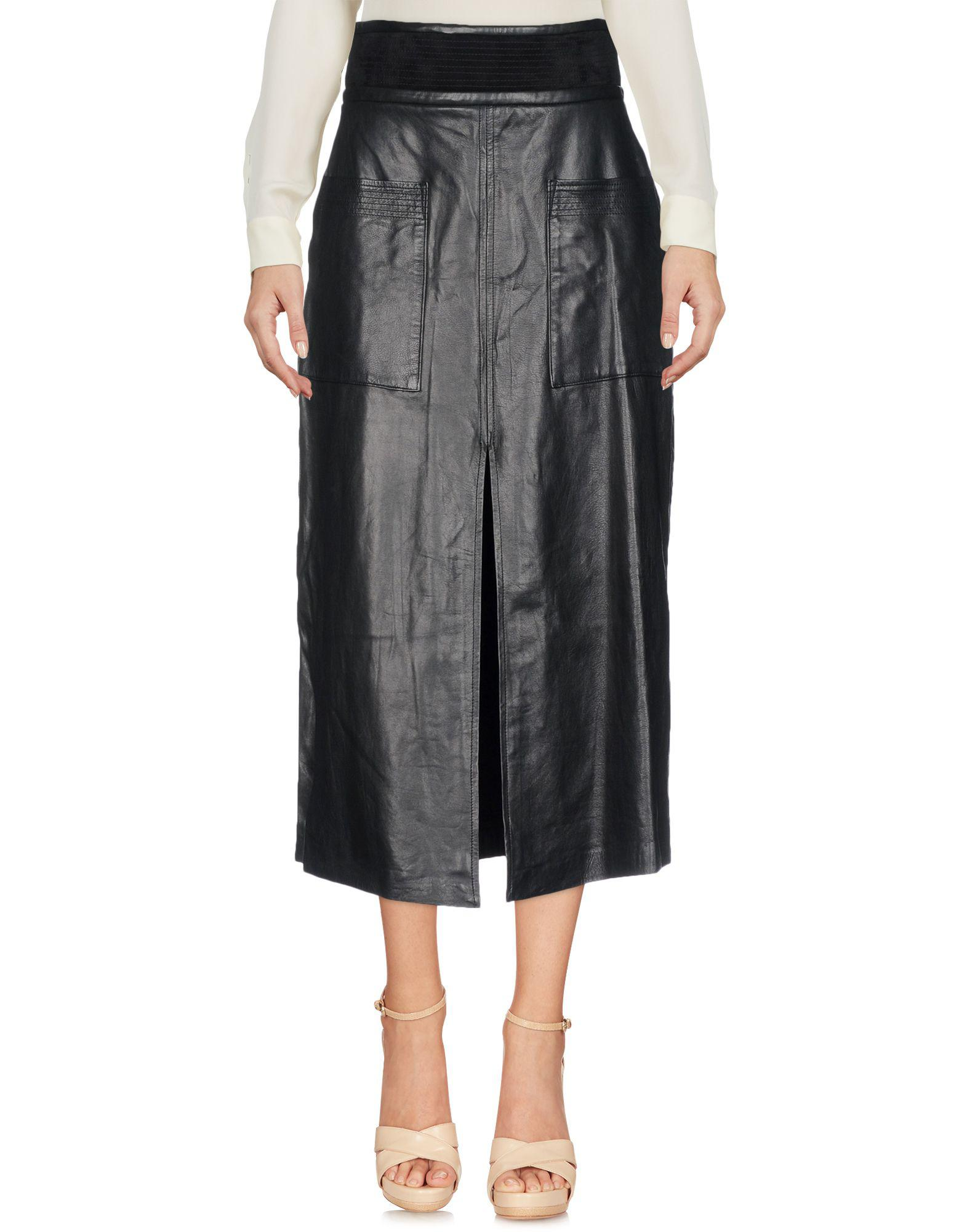 SKIRTS - 3/4 length skirts Ortys Buy Cheap 2018 Pre Order For Sale Fake Cheap Price jX0hucgKj