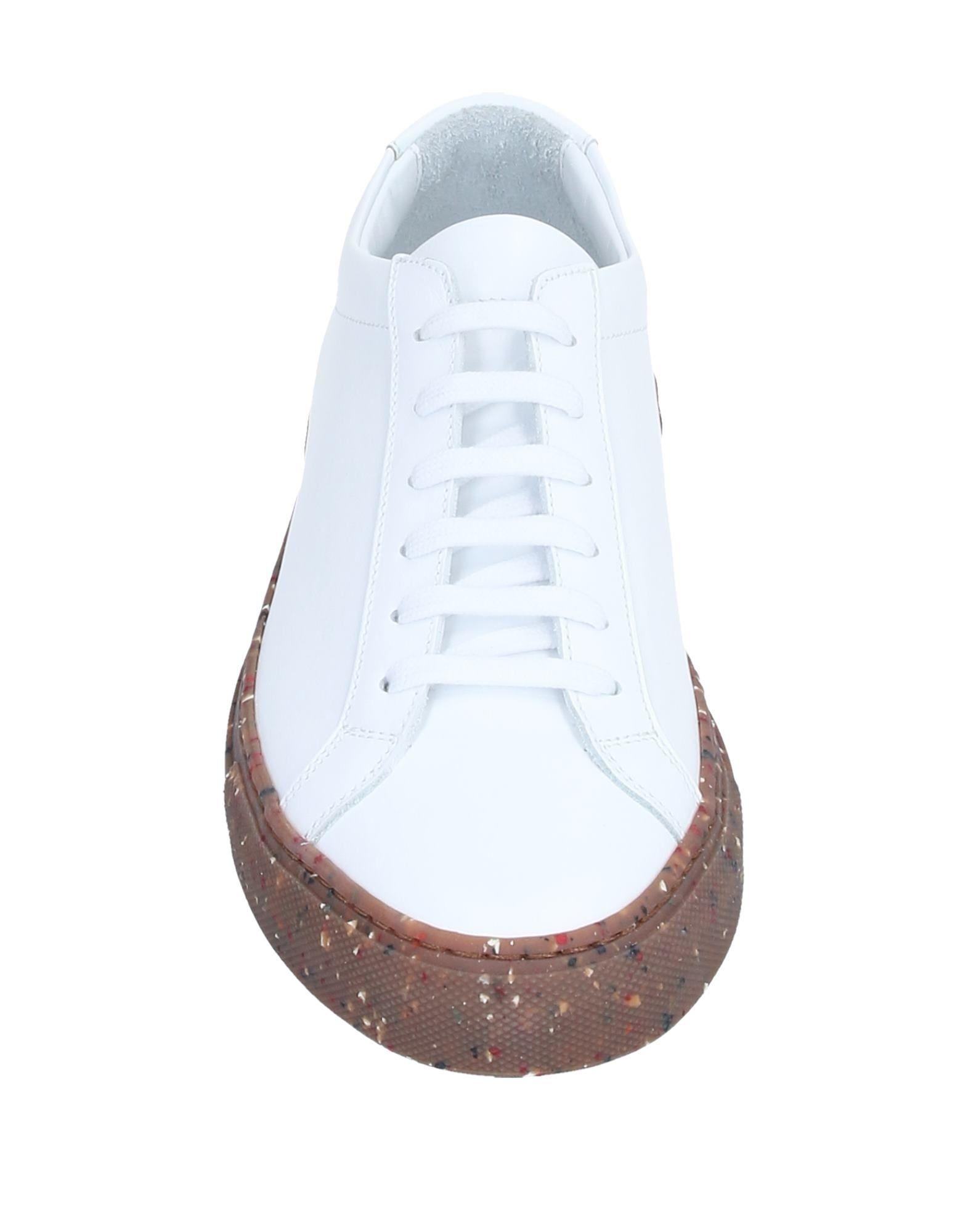 Sneakers & Deportivas Common Projects de Cuero de color Blanco