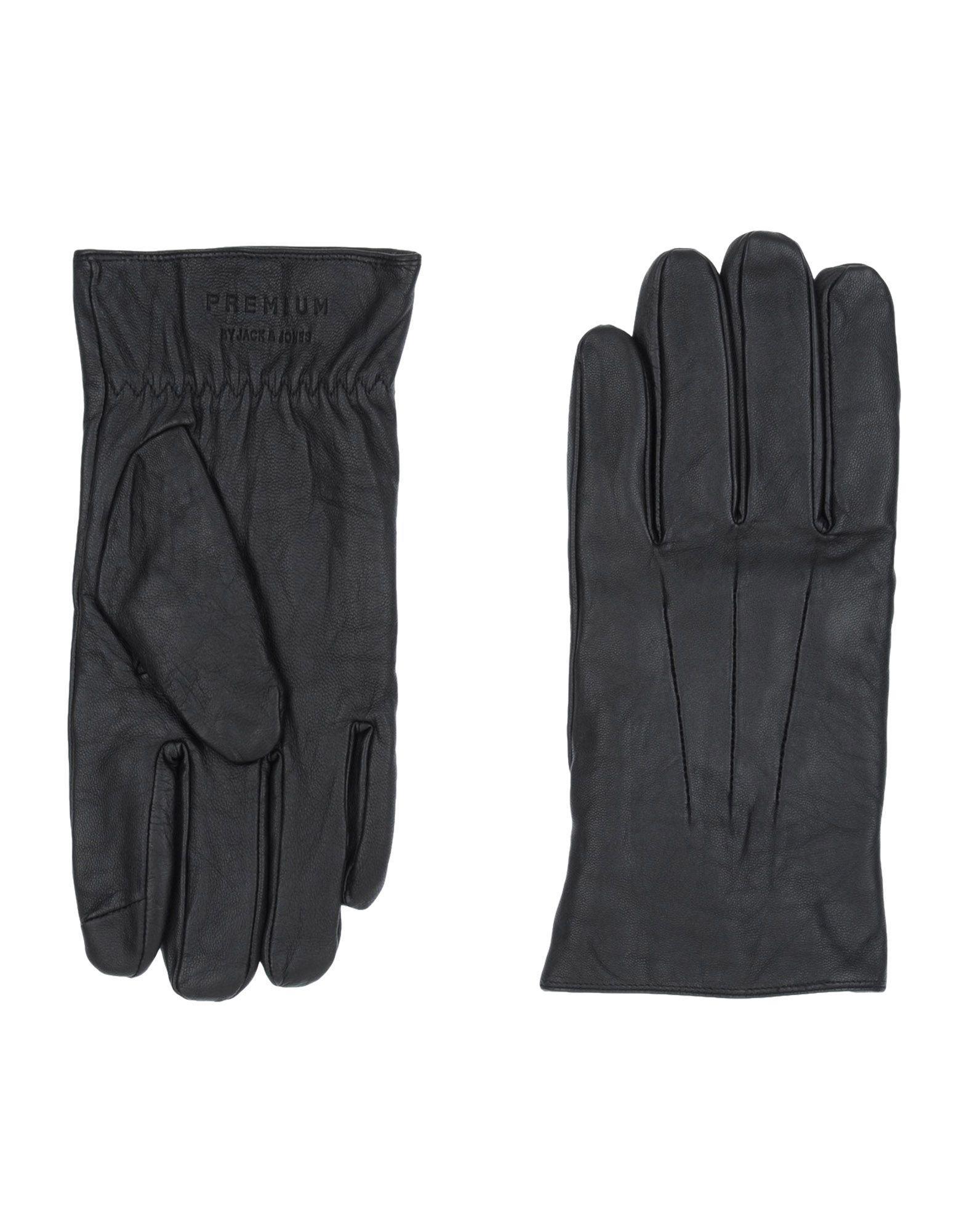 where to buy classic shoes buy Jack & Jones Gloves in Black for Men - Lyst