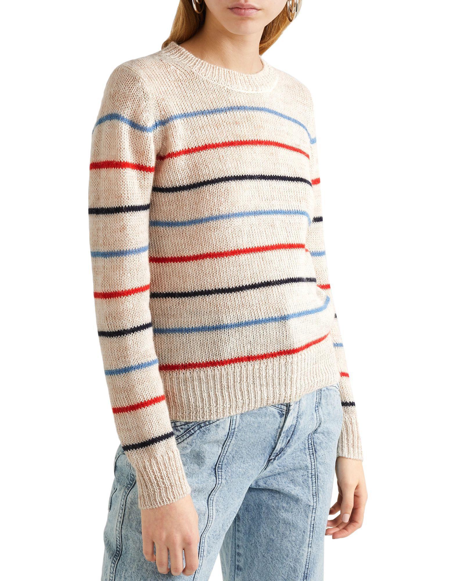 Pullover Étoile Isabel Marant de Lana de color Neutro