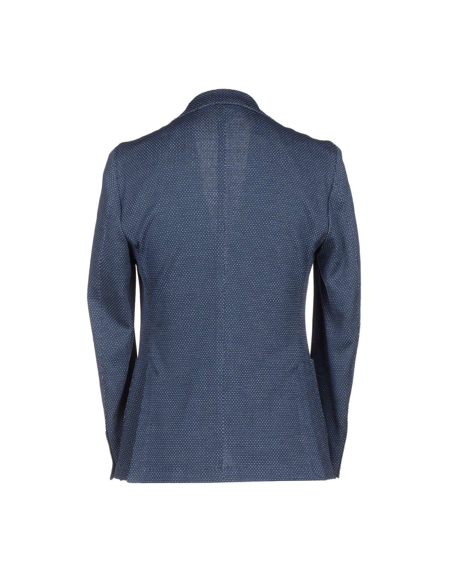Tombolini Blazer In Blue For Men Lyst