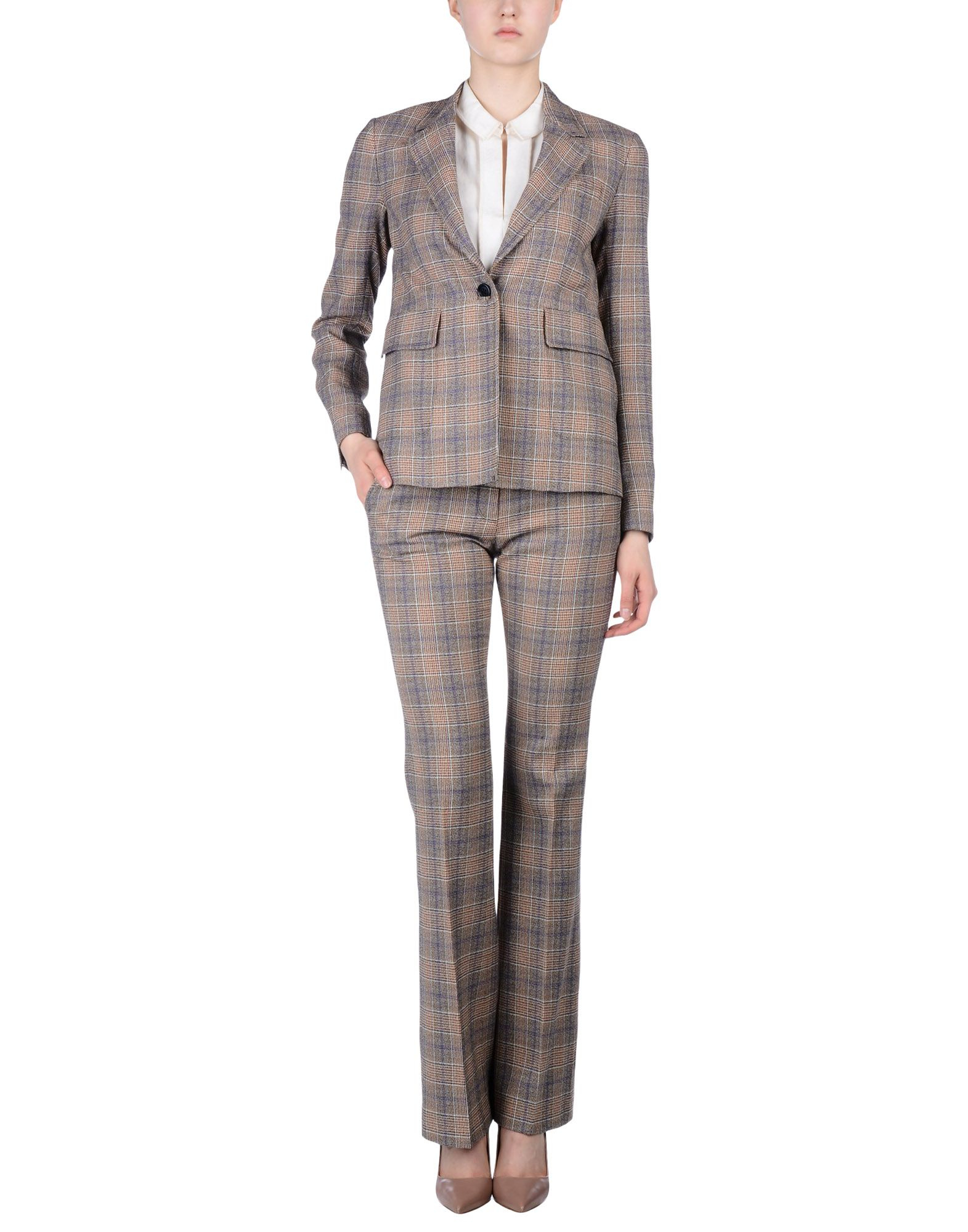 Find Beige women's suits at ShopStyle. Shop the latest collection of Beige women's suits from the most popular stores - all in one place.
