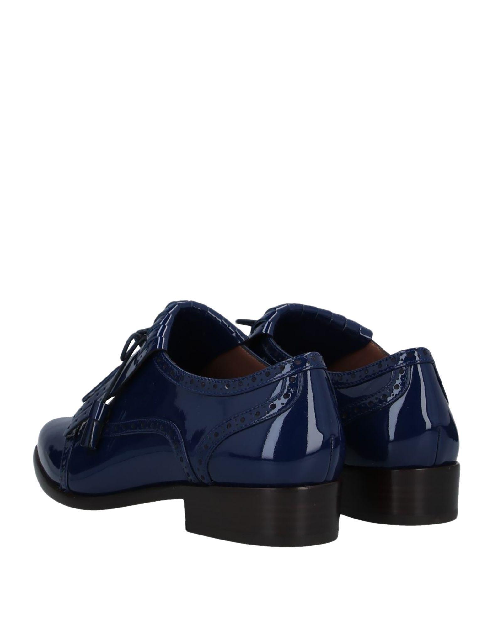Zapatos de cordones Tabitha Simmons de color Azul