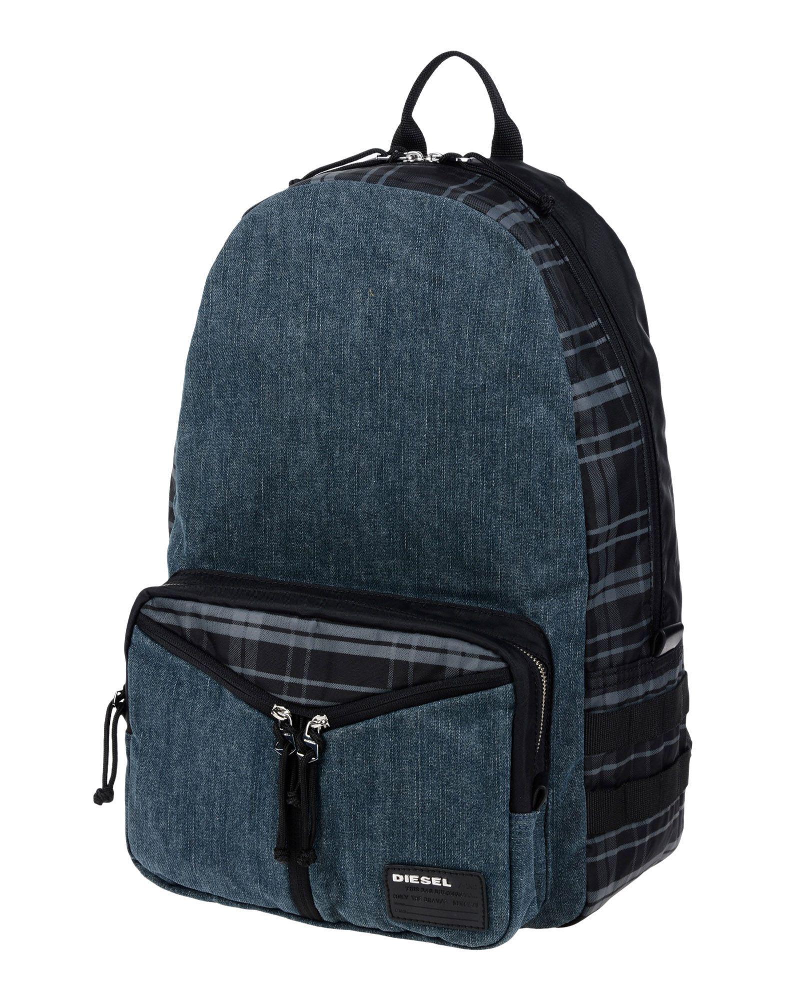 BAGS - Backpacks & Bum bags Diesel bATokOk