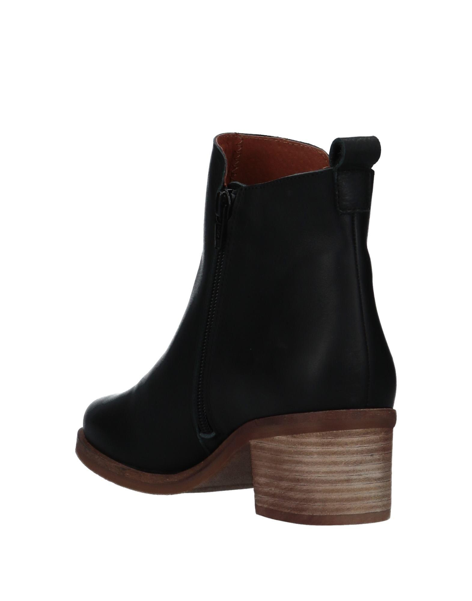 Sixtyseven Ankle Boots in Black - Lyst 43688d3a152