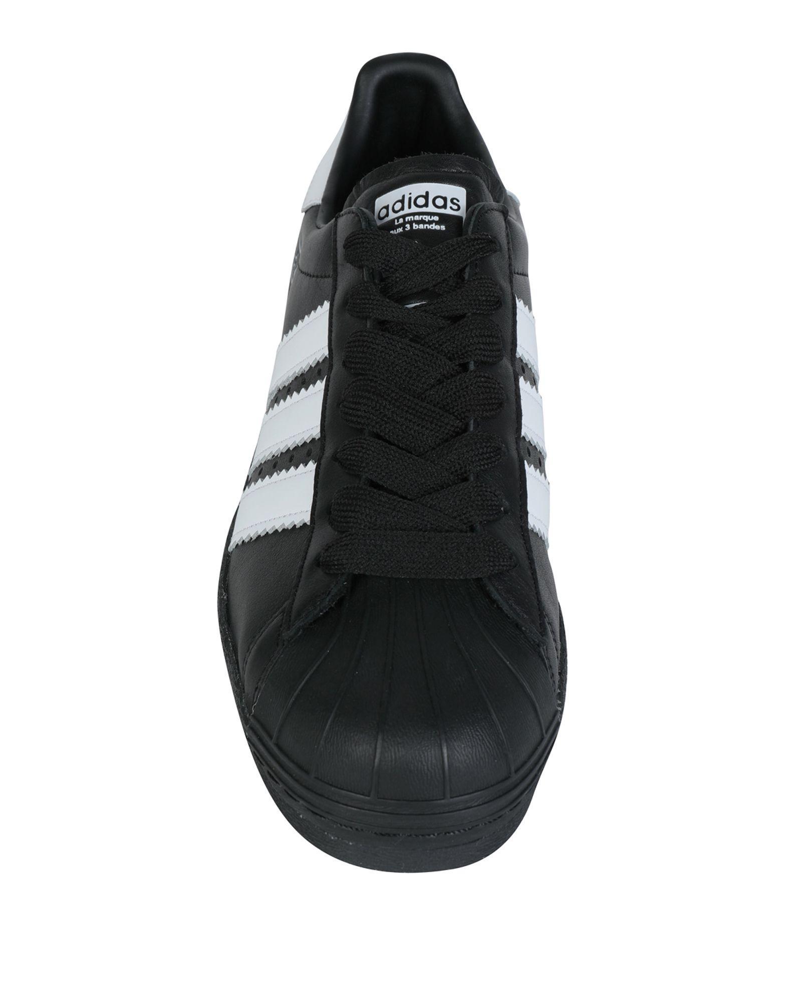 Sneakers & Deportivas adidas Originals de Cuero de color Negro para hombre