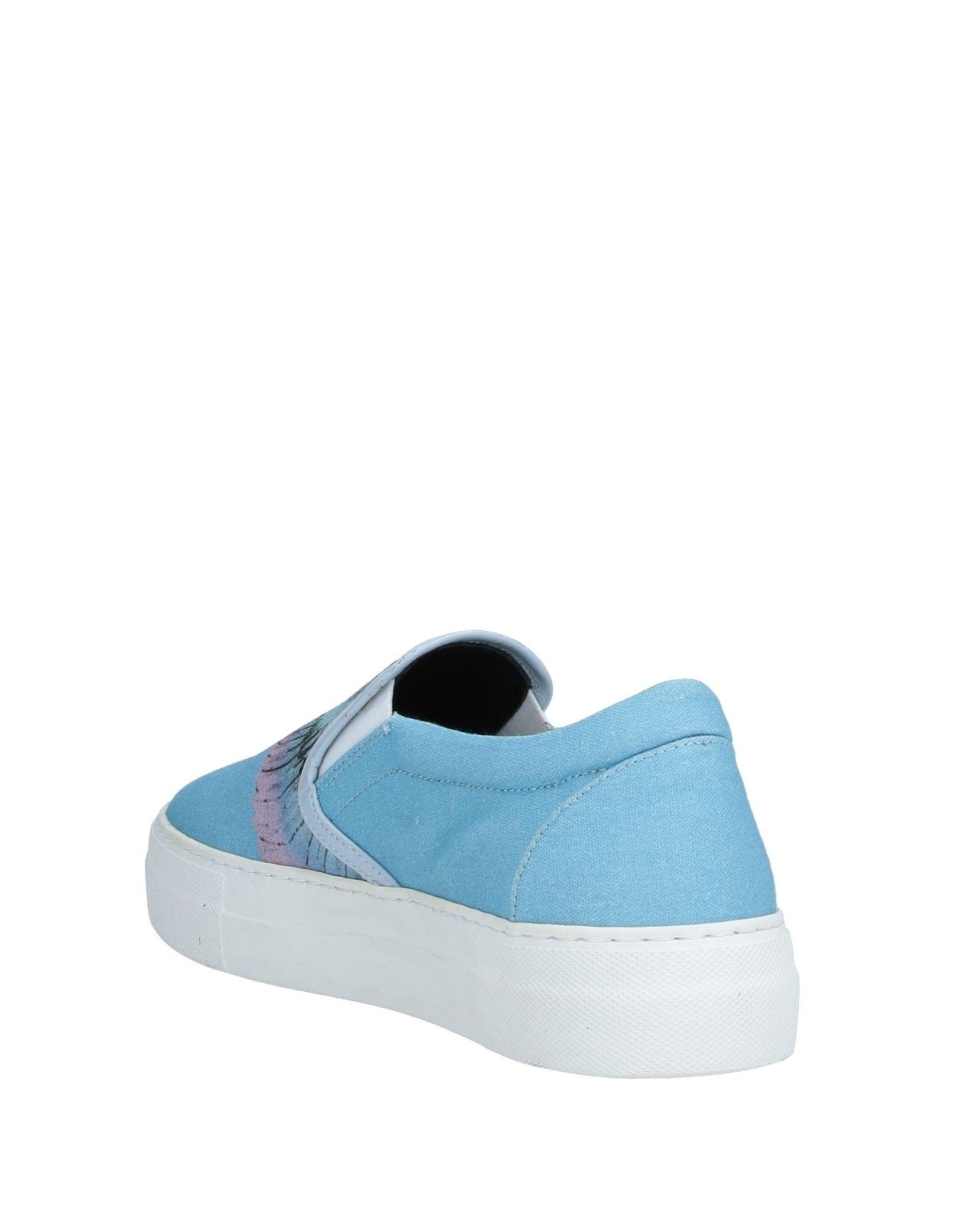Sneakers & Deportivas Marcelo Burlon de color Azul
