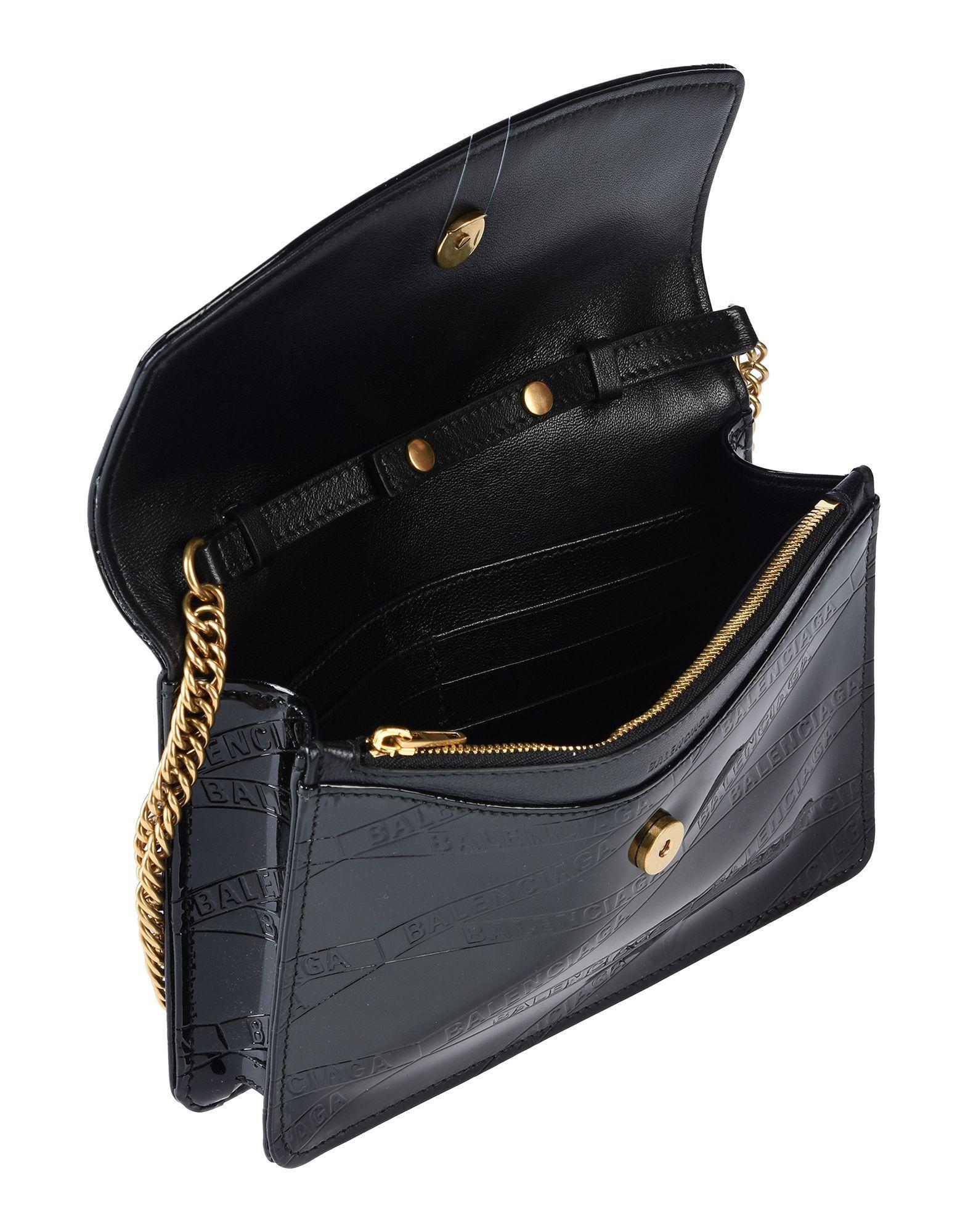 Balenciaga Handtaschen in Schwarz HPZgw