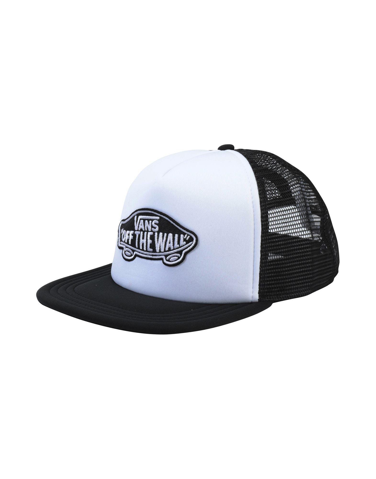 511d7771388 Lyst - Vans Hat in White