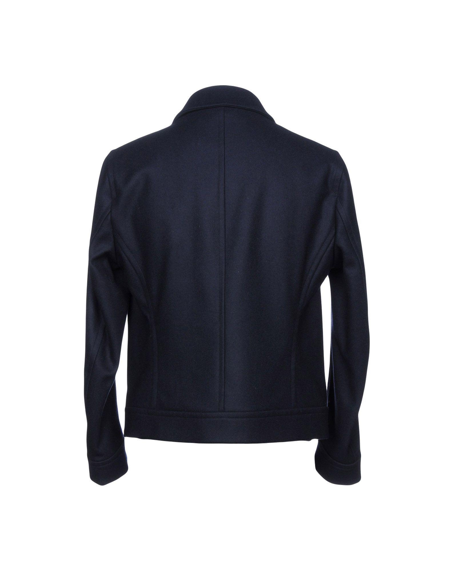 Sealup Wool Jacket in Dark Blue (Blue) for Men