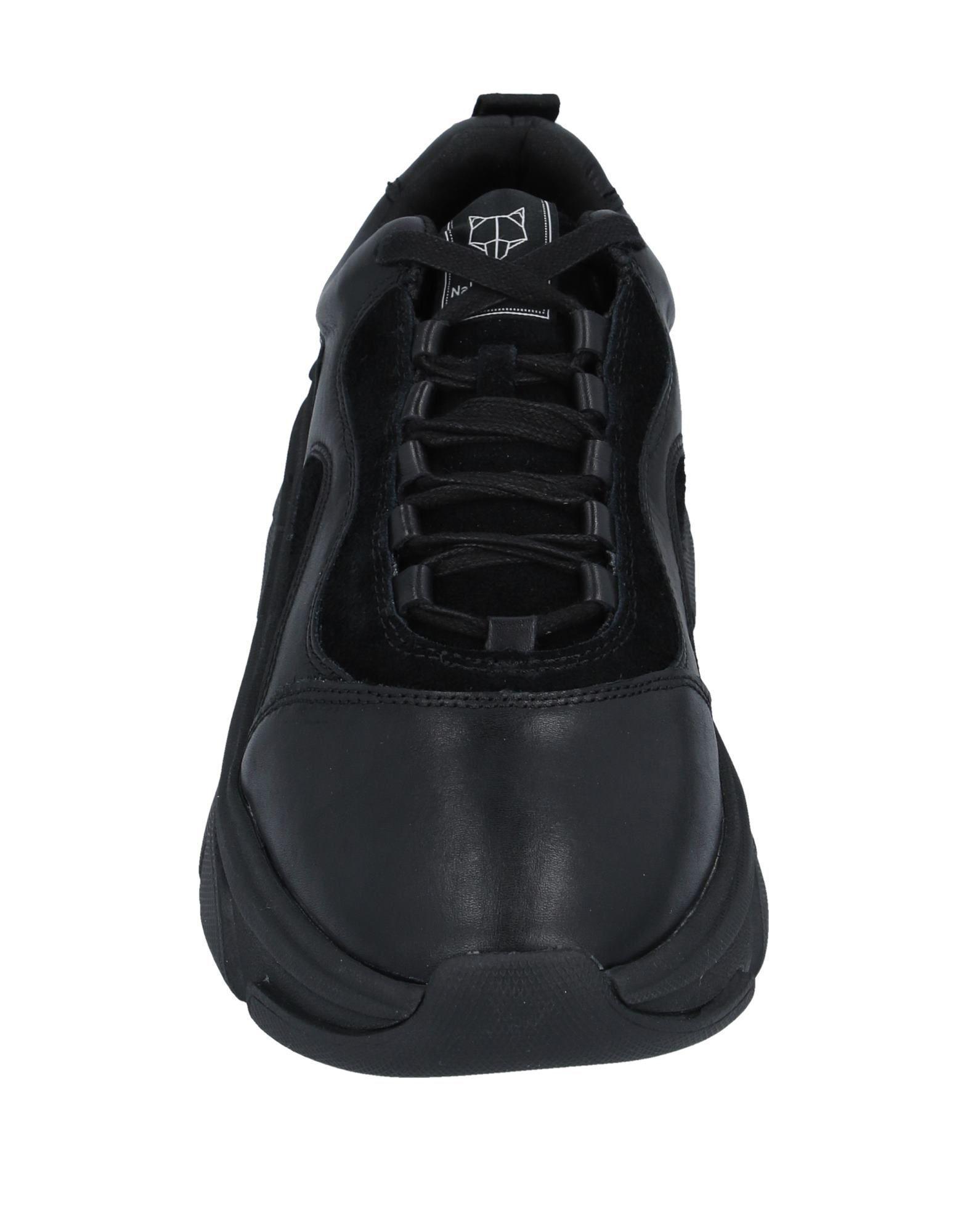 Sneakers & Deportivas Naked Wolfe de hombre de color Negro
